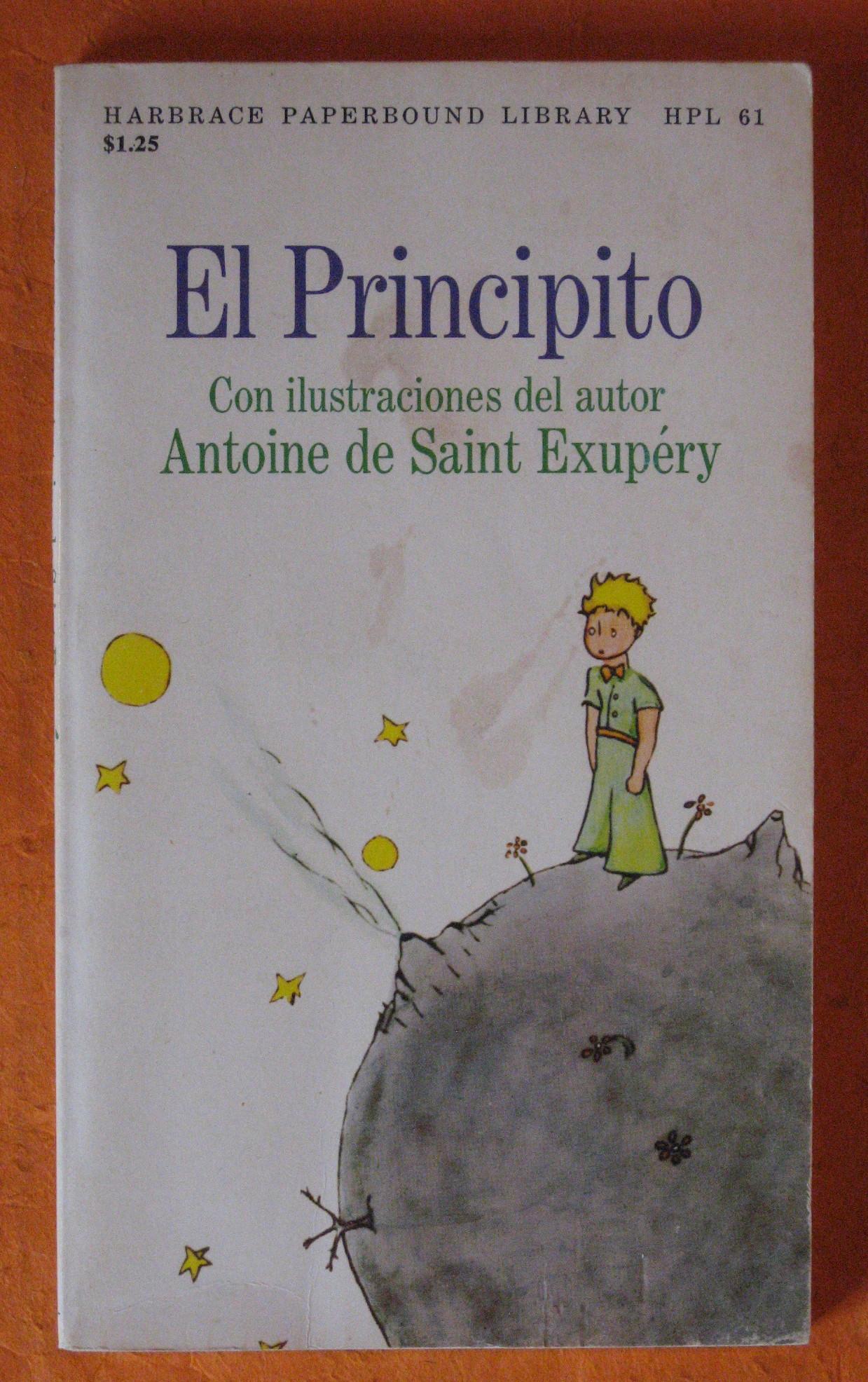 El Principito, de Saint-Exupery ,  Antoine