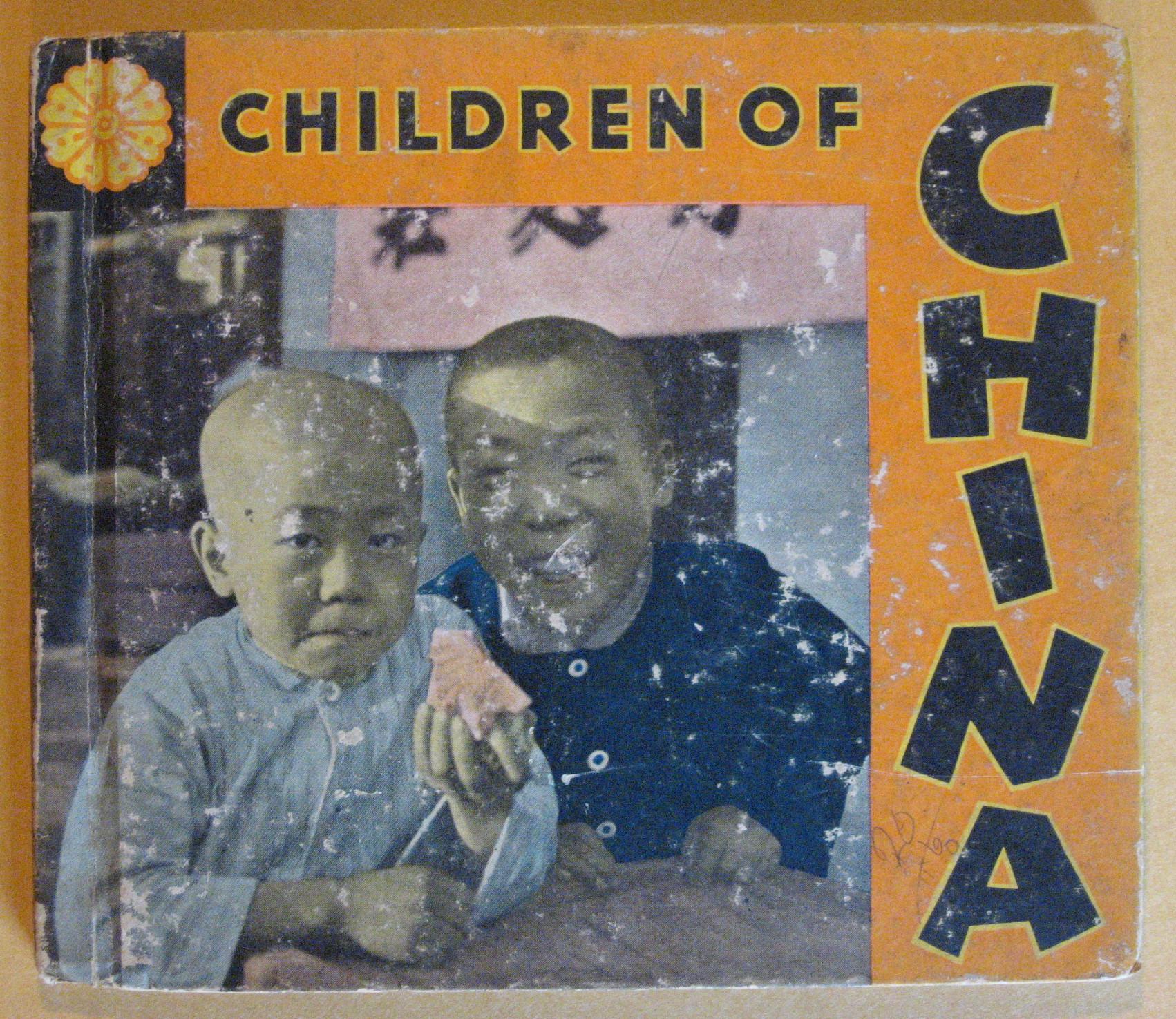Children of China, Rudy, Stella M.