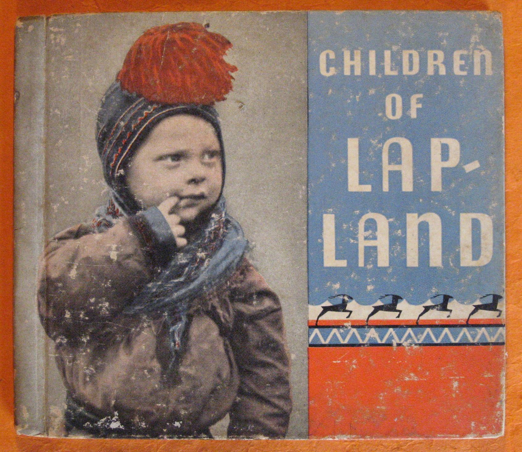 Children of Lapland, Thorsmark, Thora