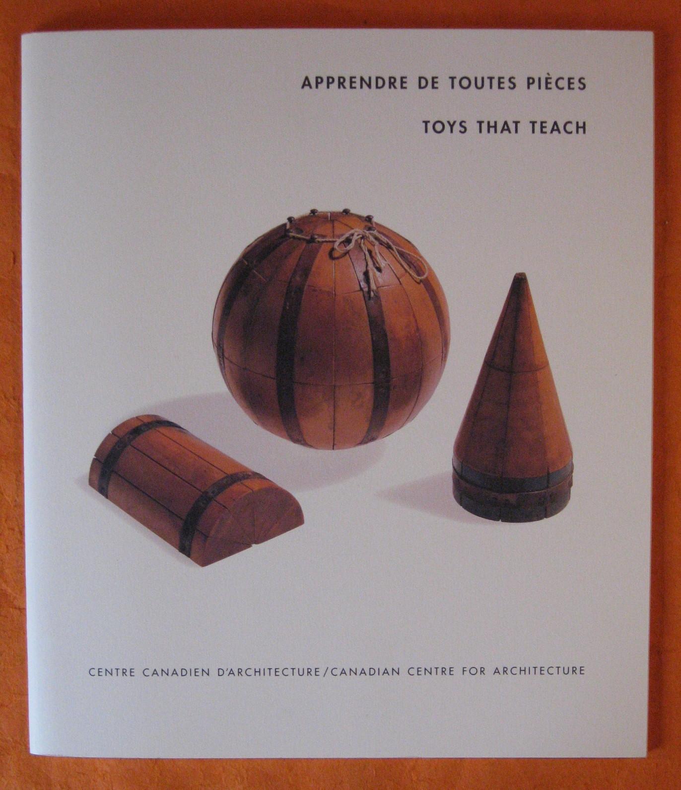 Apprendre de toutes Pièces / Toys That Teach, Lewis, Michael J.