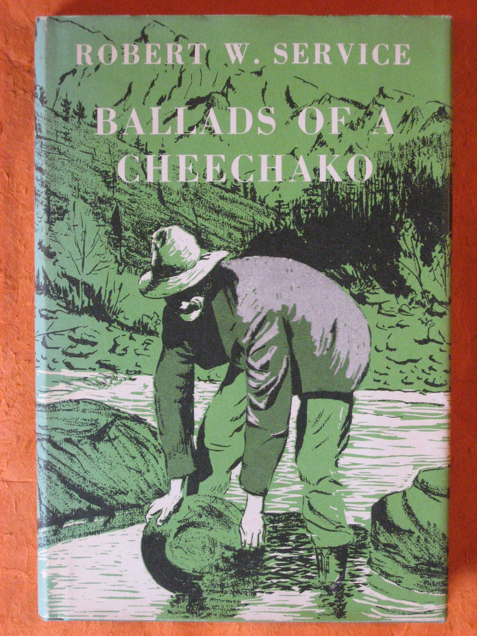 Ballads of a Cheechako, Service, Robert W.