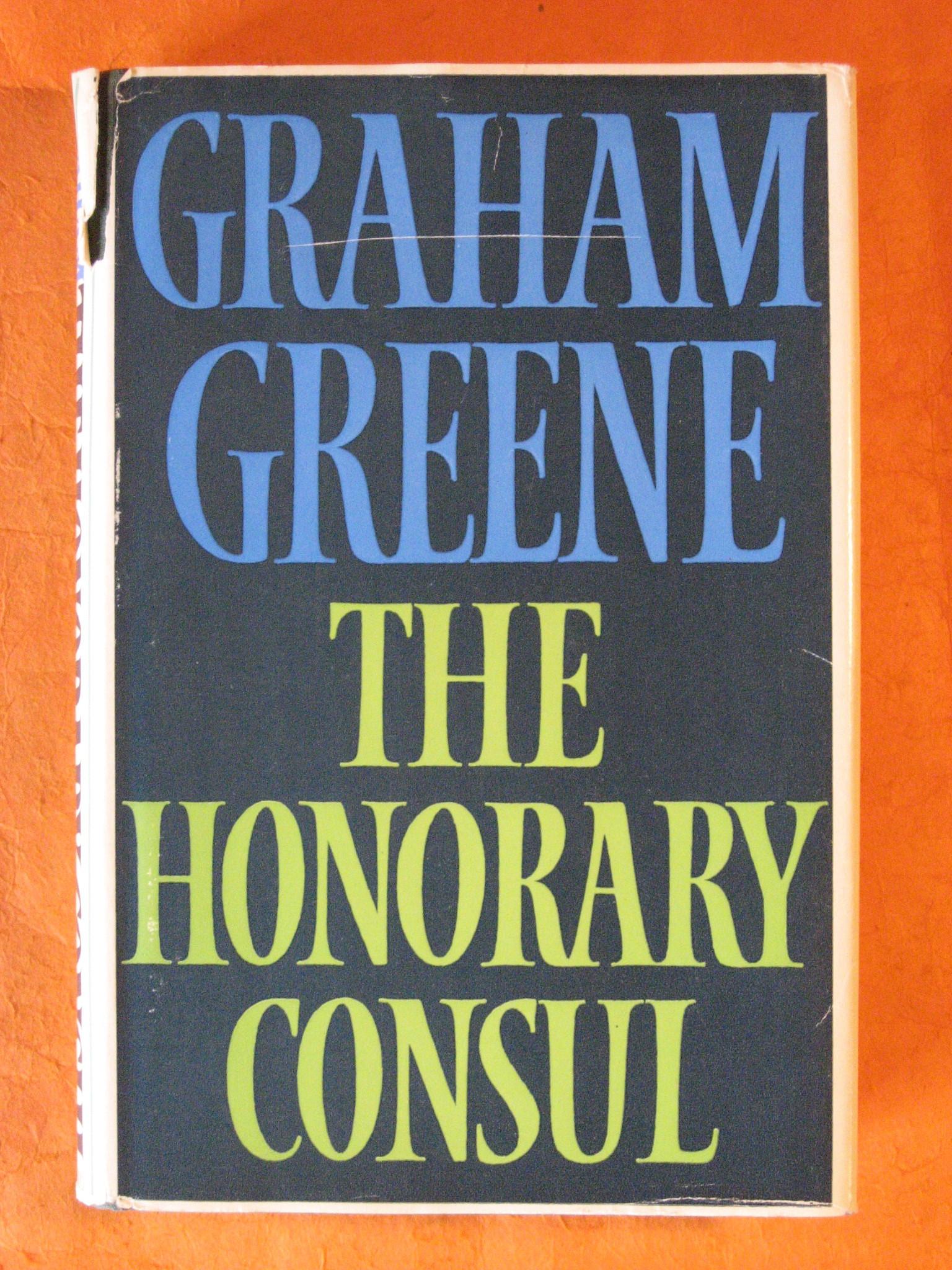 The Honorary Consul, Greene, Graham