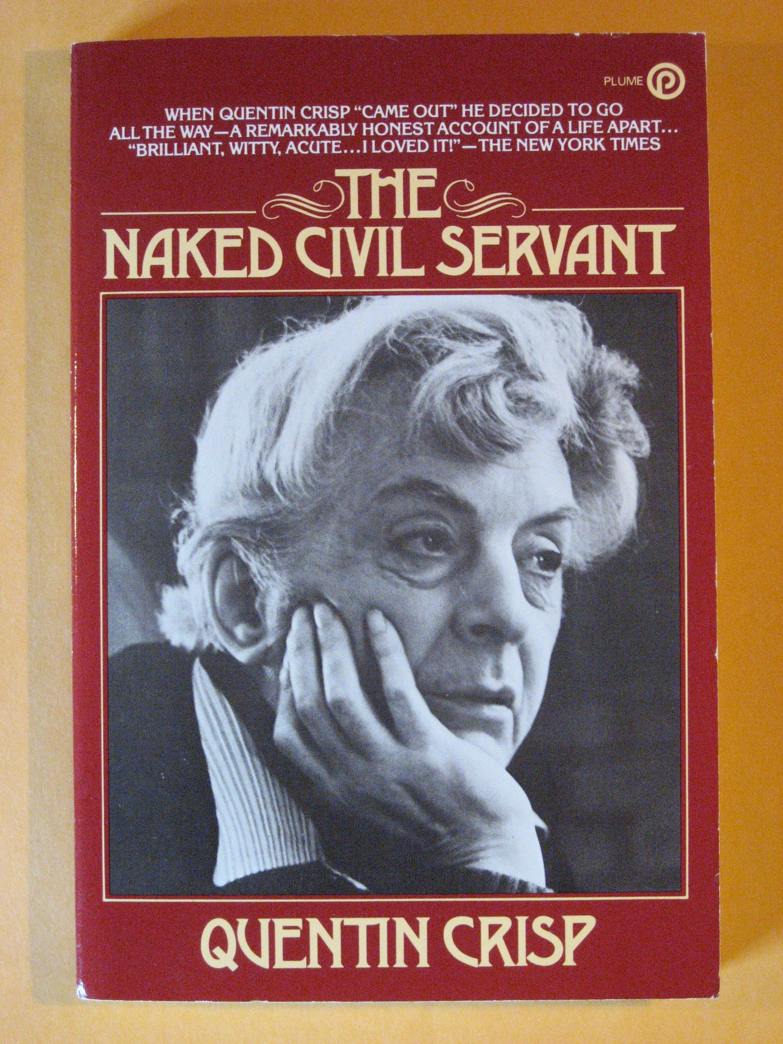 The Naked Civil Servant, Crisp, Quentin