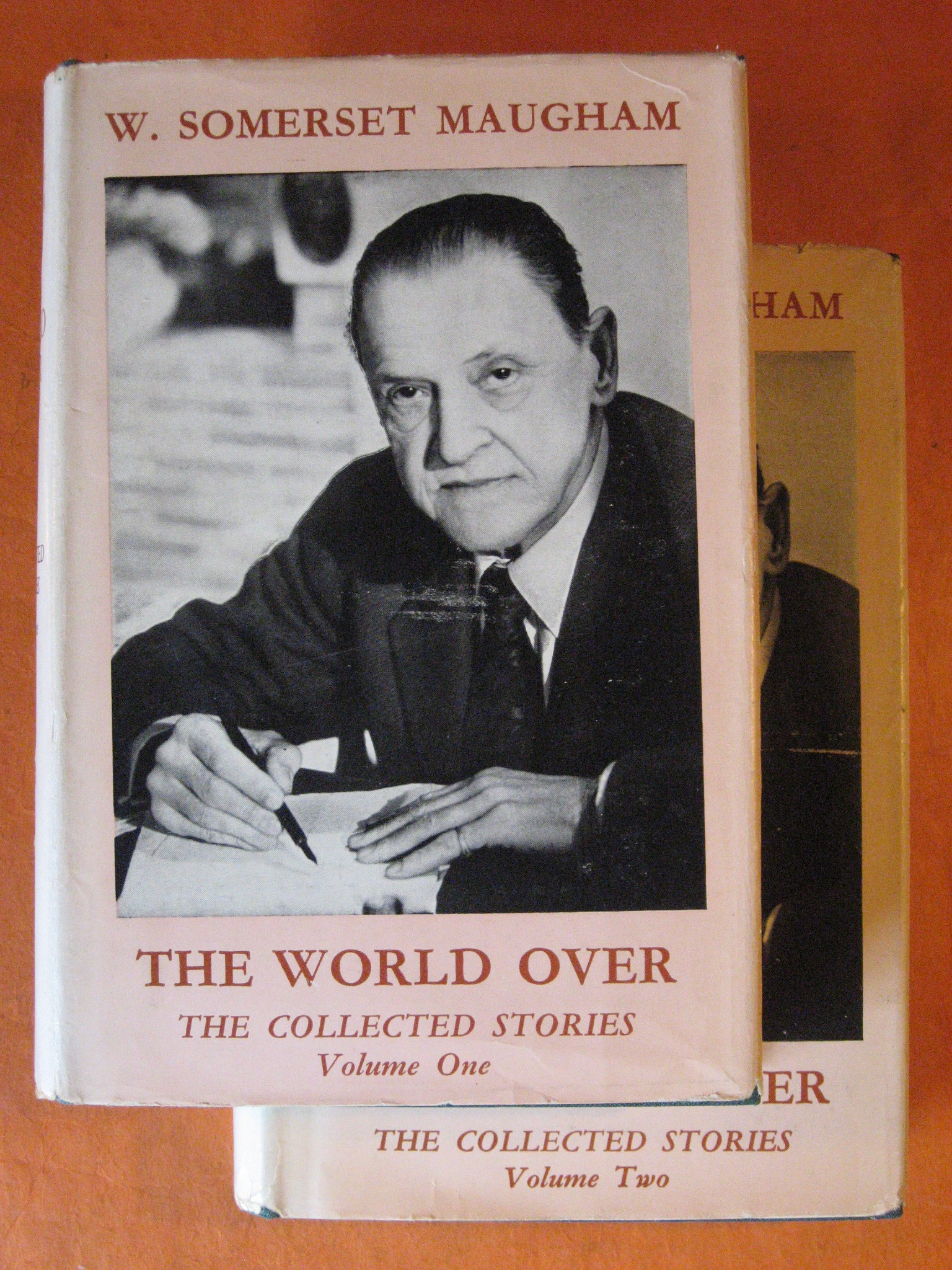 The World Over:  The Collected Stories (Two Volumes), Maugham, W. Somerset
