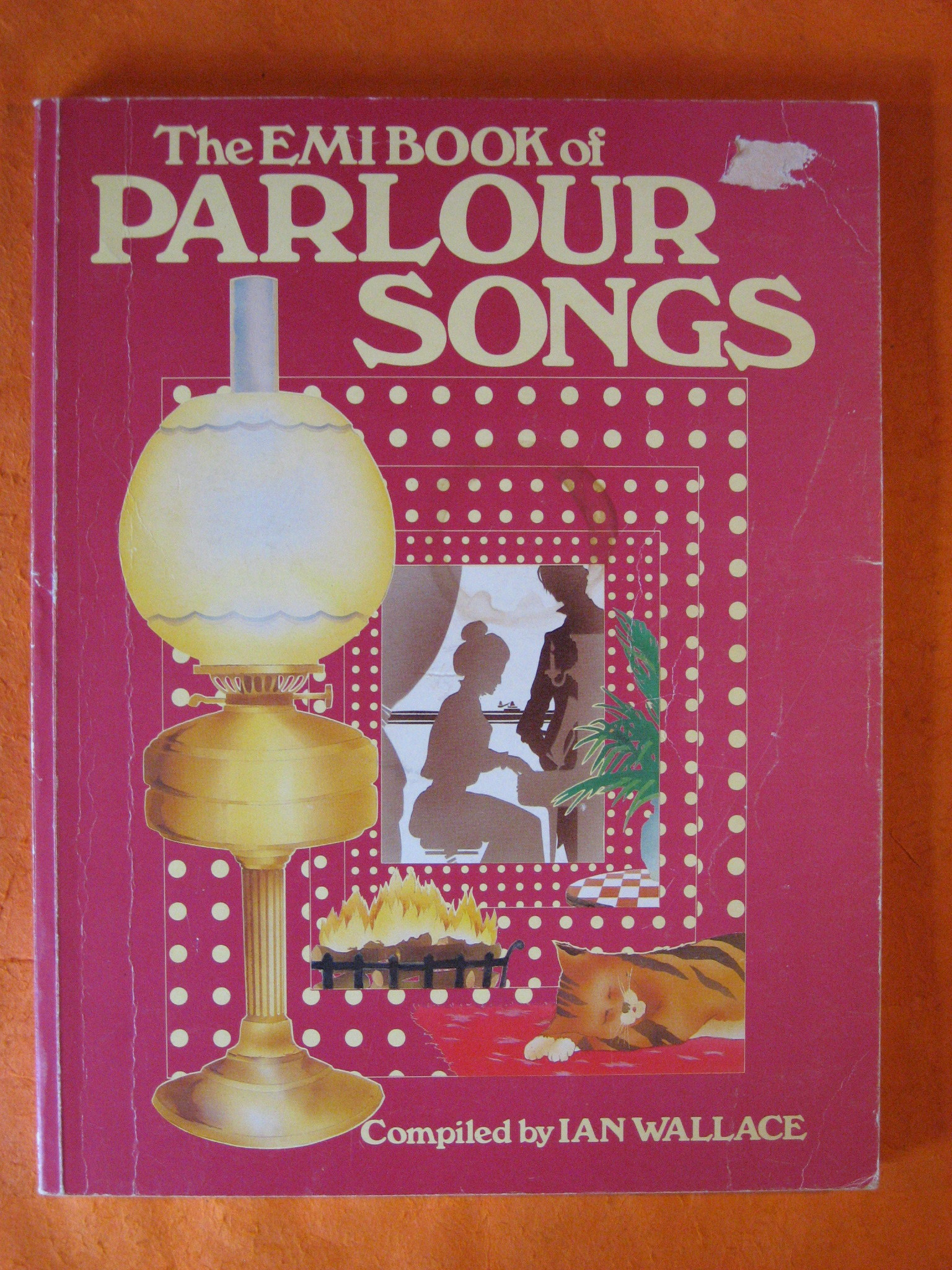 The EMI Book of Parlour Songs, Wallace, Ian  (ed.)
