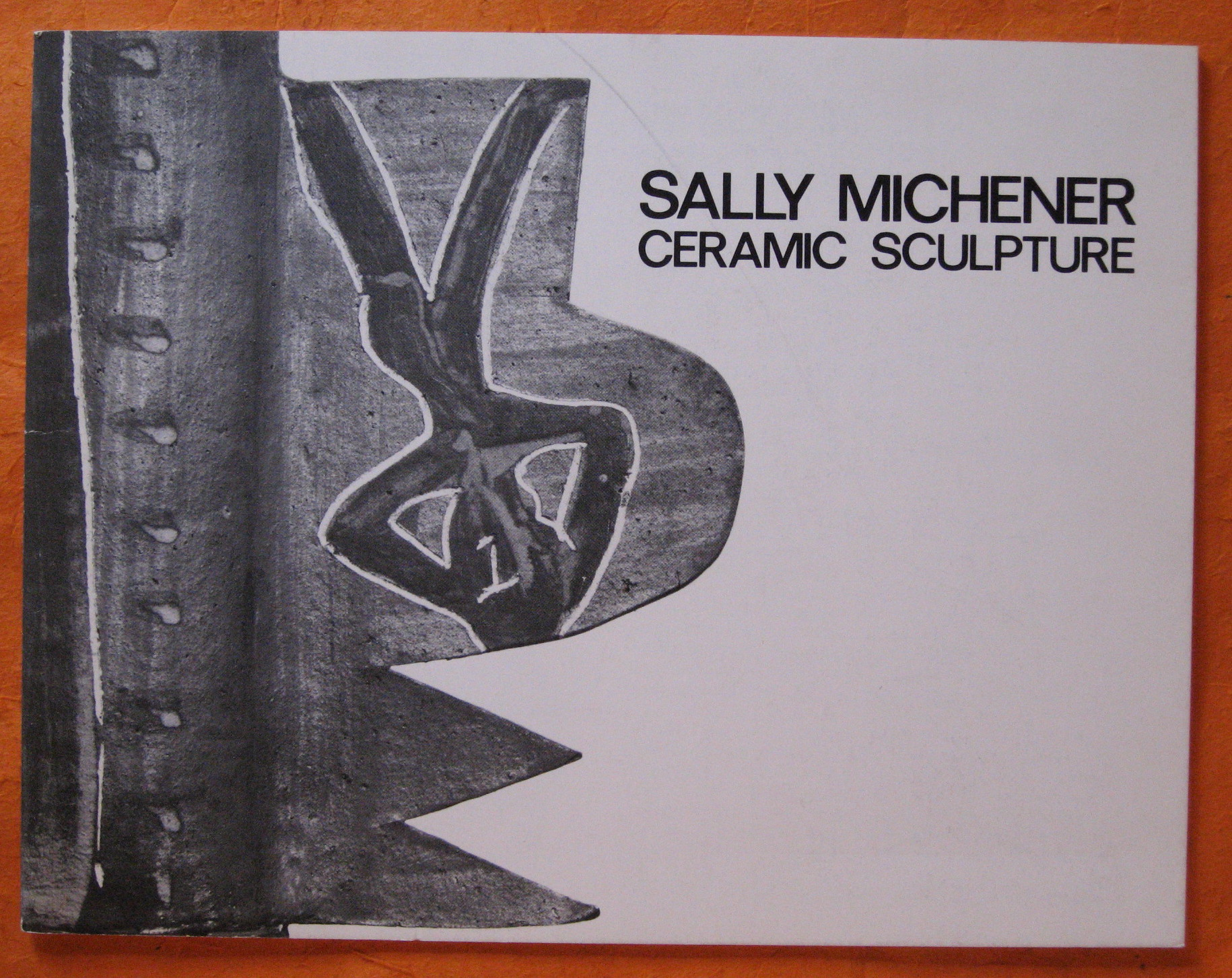 Sally Michener:  Ceramic Sculpture, Michener, Sally