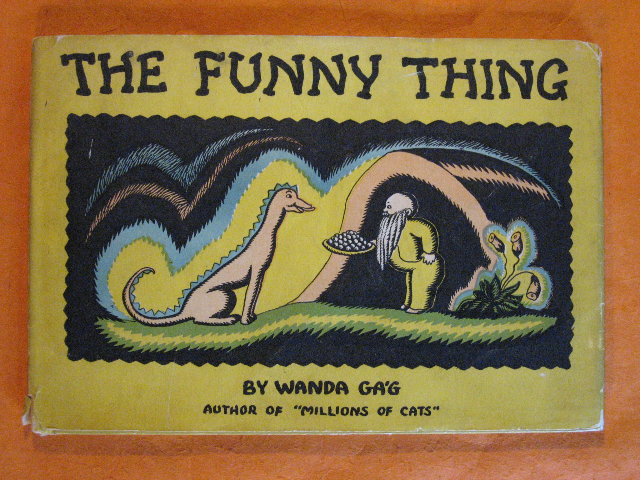 Funny Thing, The, Ga'g, Wanda