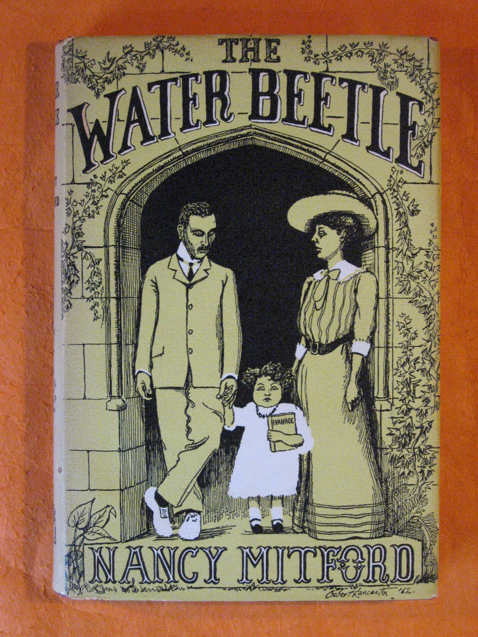 The Water Beetle, Mitford, Nancy
