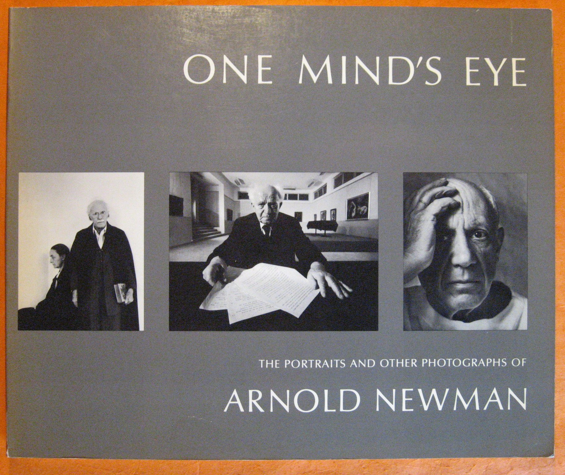 One Mind's Eye, Arnold Newman