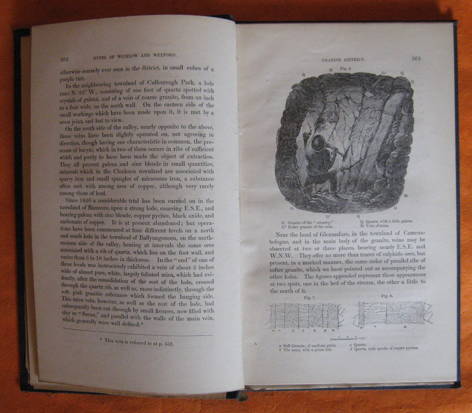 Image for Records of the School of Mines and of Science Applied to the Arts (Vol. I. Part III.  On the Mines of Wicklow and Wexford)