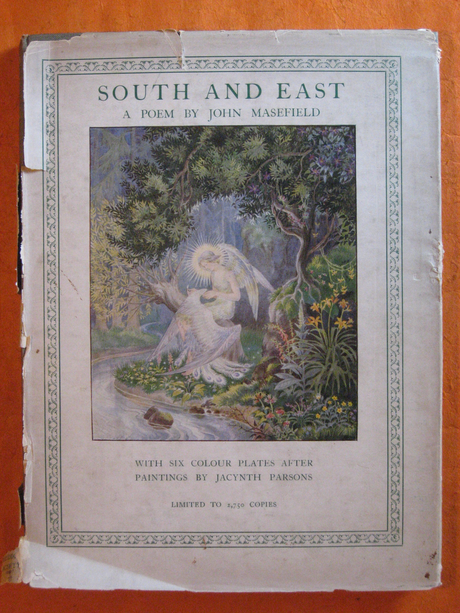 South and East, Masefield, John