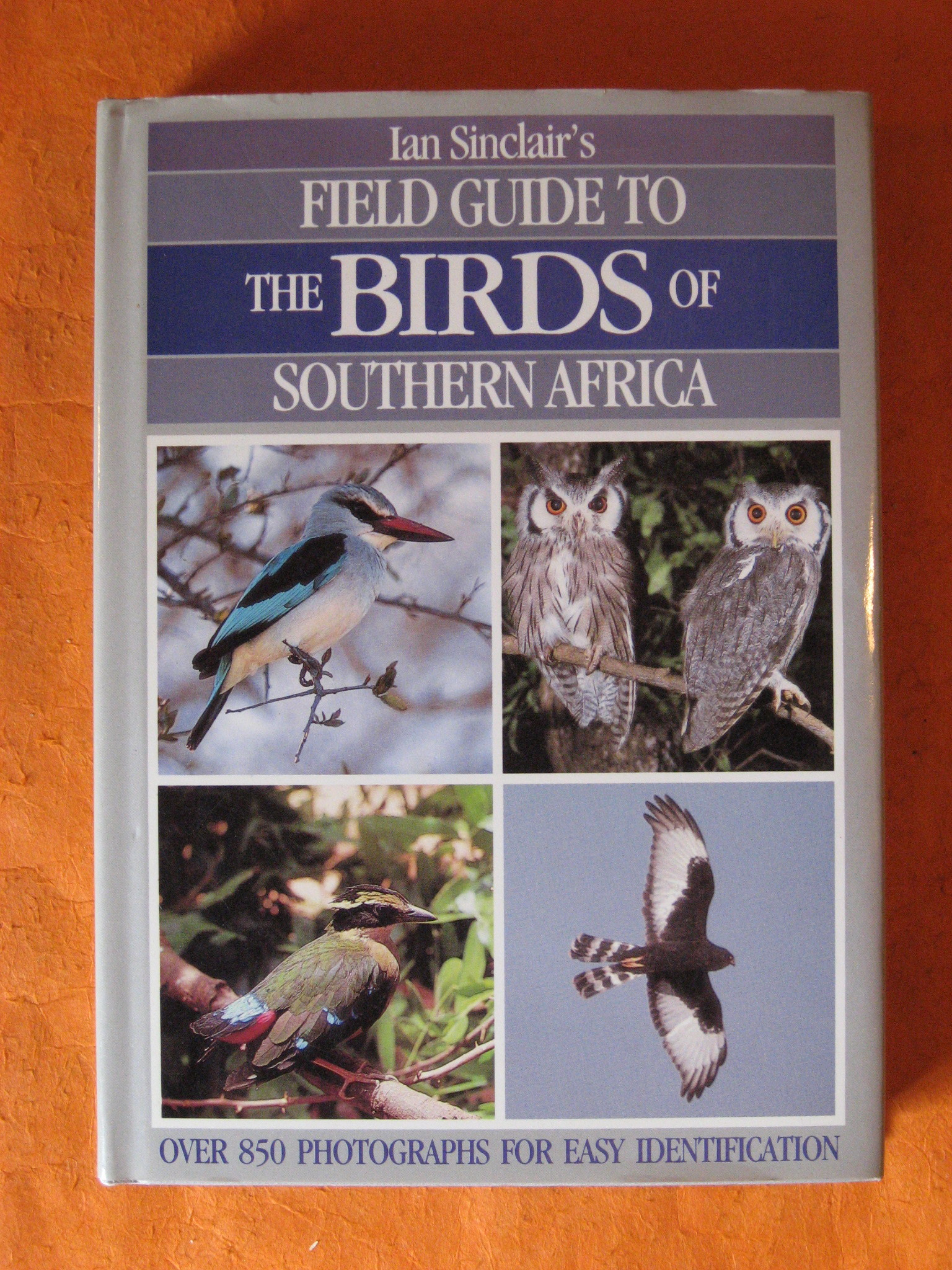 Ian Sinclair's Field Guide to the Birds of Southern Africa, Sinclair, J. C