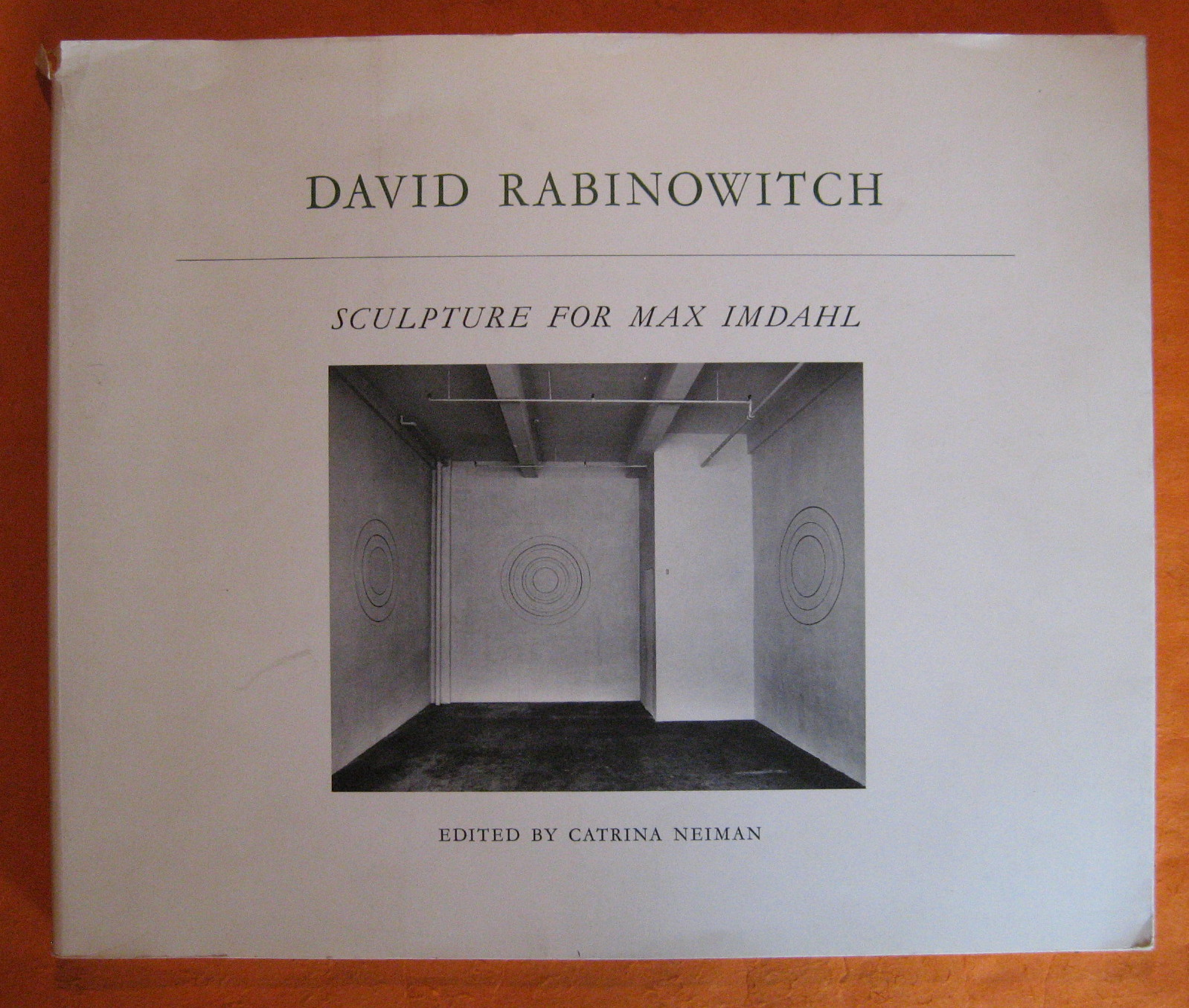 David Rabinowitch: Tyndale Constructions in Five Planes with West Fenestration and Sculpture for Max Imdahl 1988, Rabinowitch, David