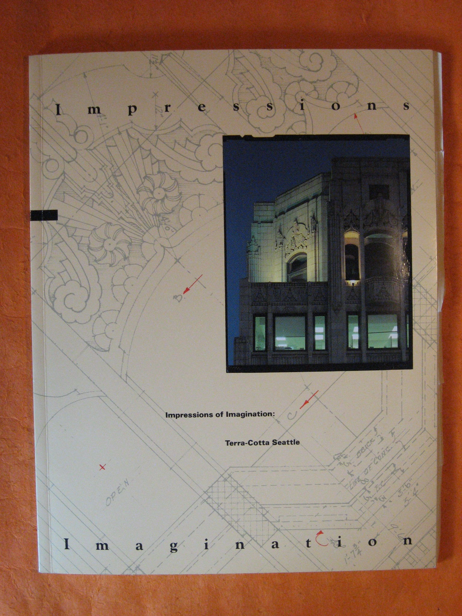 Impressions of Imagination: Terracotta Seattle, Aldredge, Lydia