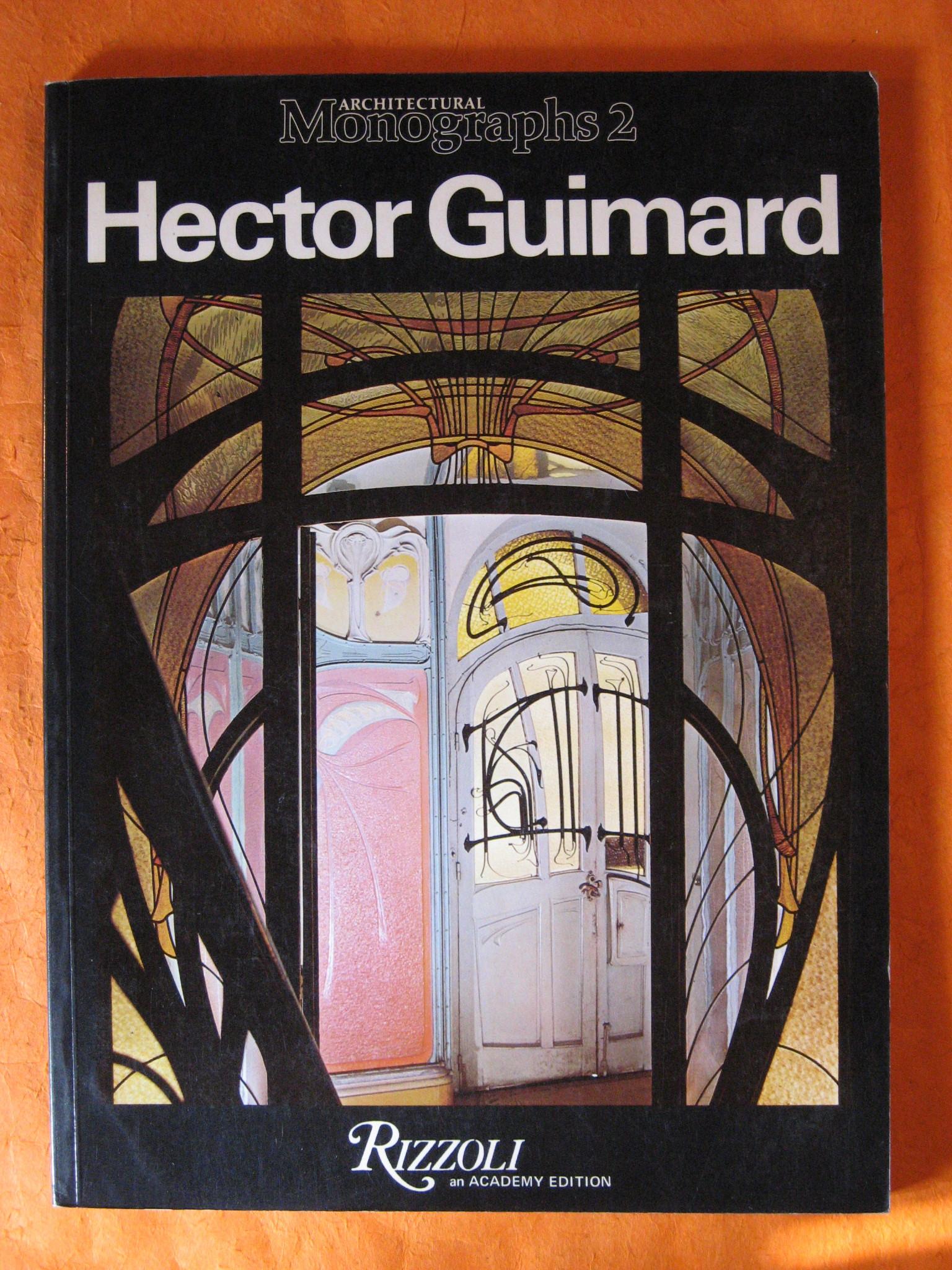 Hector Guimard (Architectural Monographs 2), Guimard, Hector