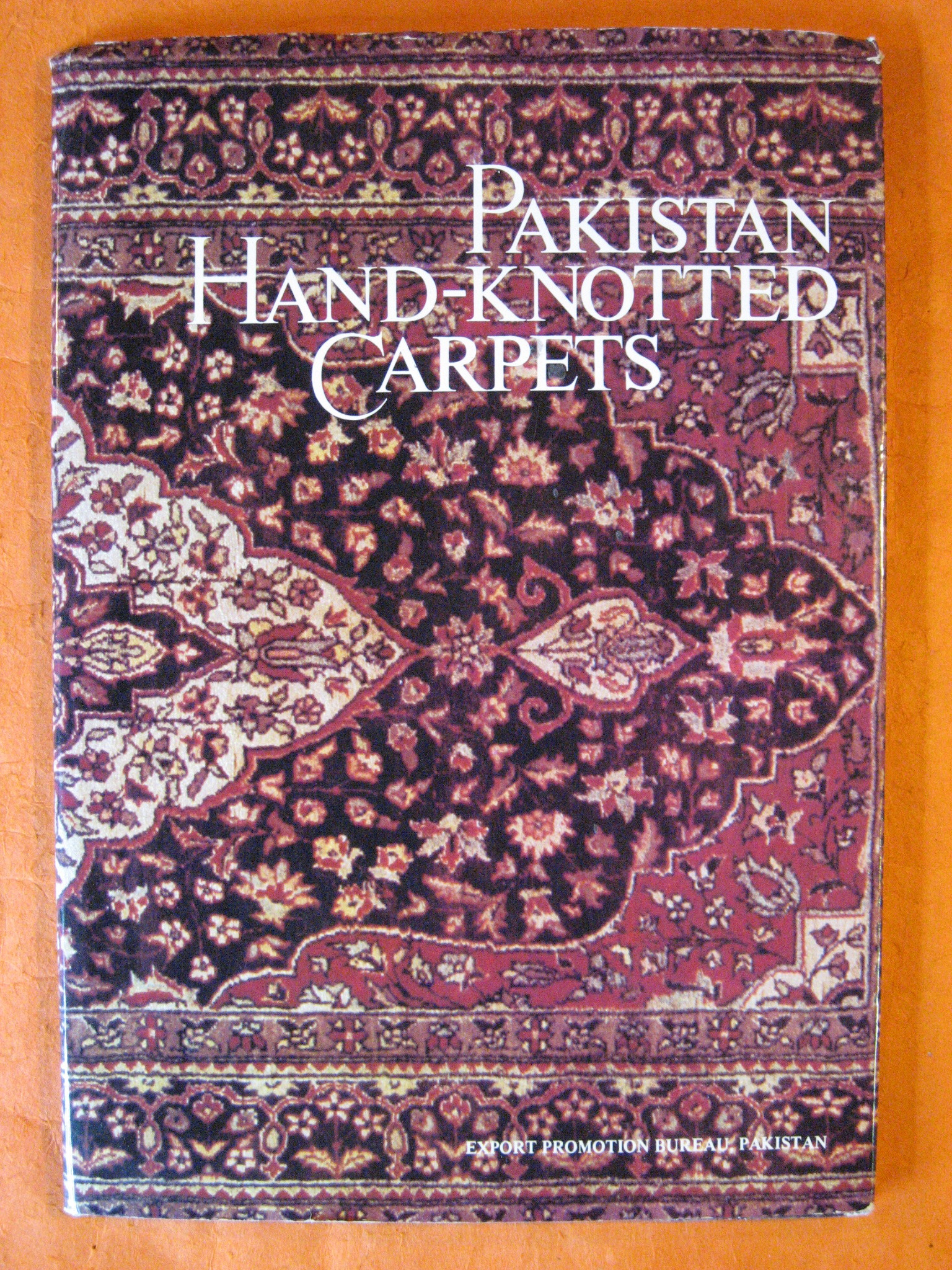Pakistan Hand-Knotted Carpets