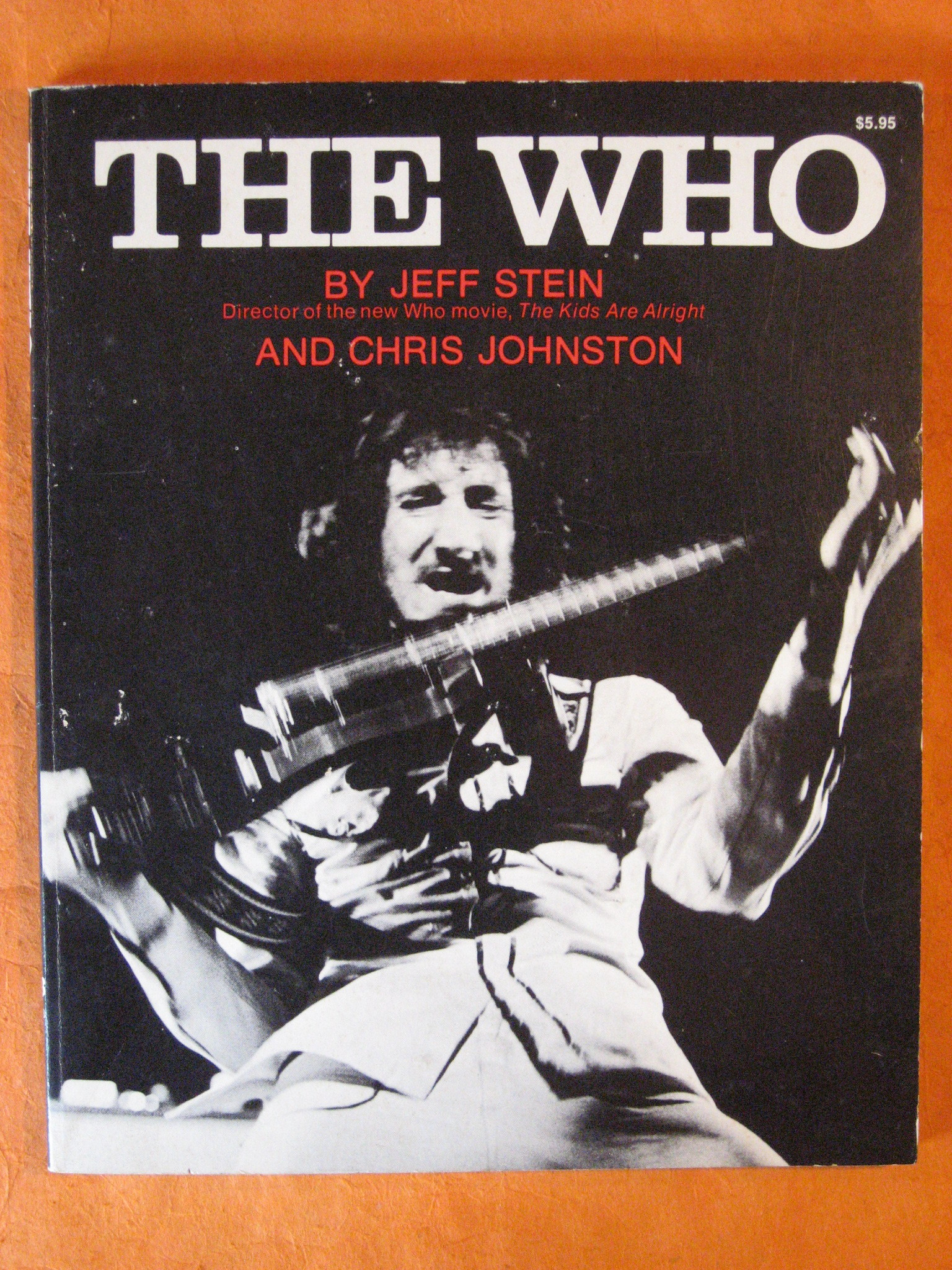 The Who, Stein, Jeff ; Chris Johnson