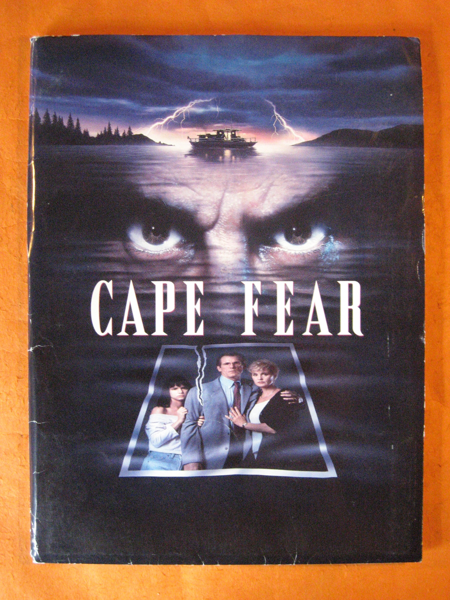 Cape Fear Press Packet, Scorsese, Martin