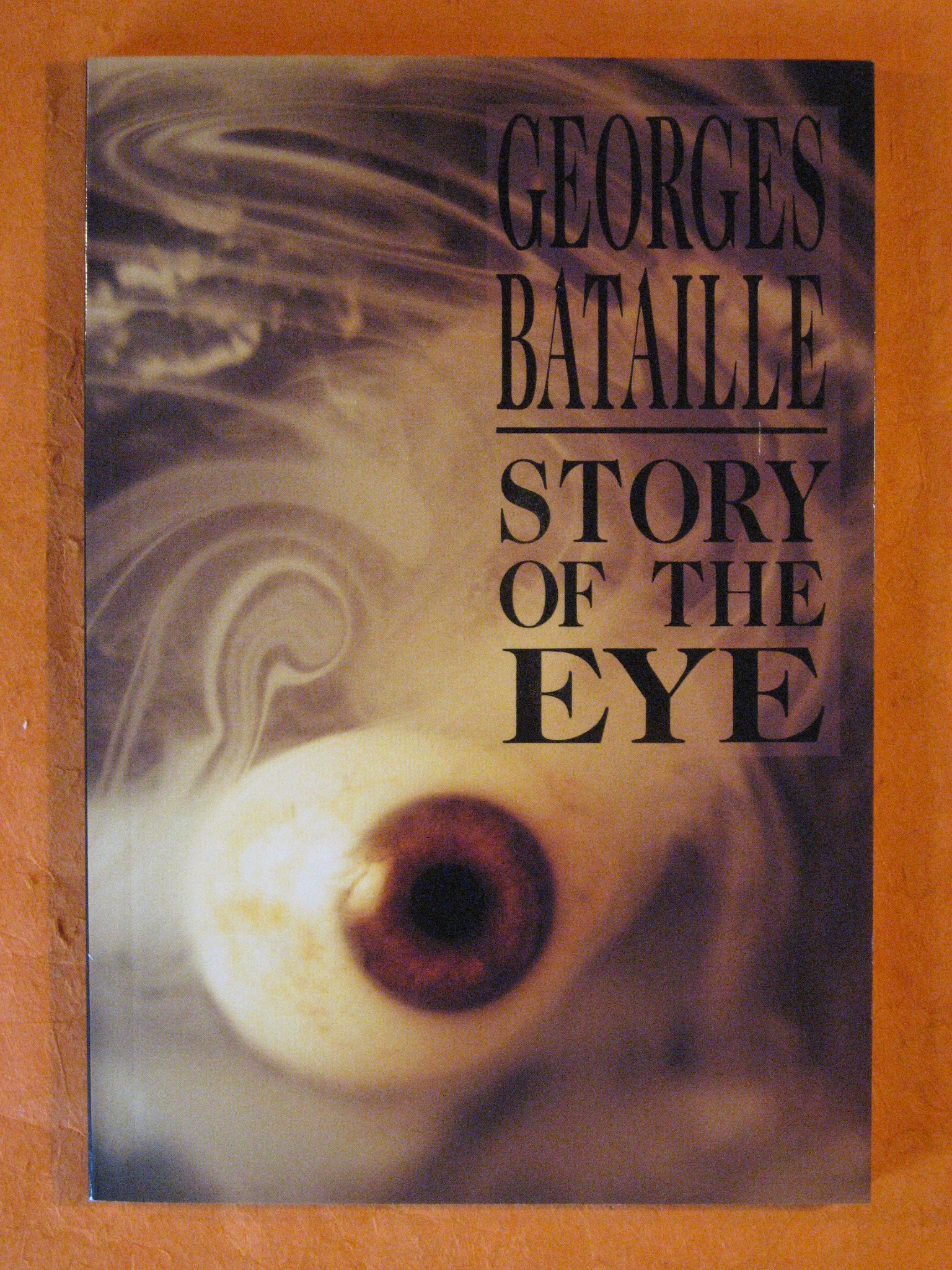 Story of the Eye, Bataille, Georges