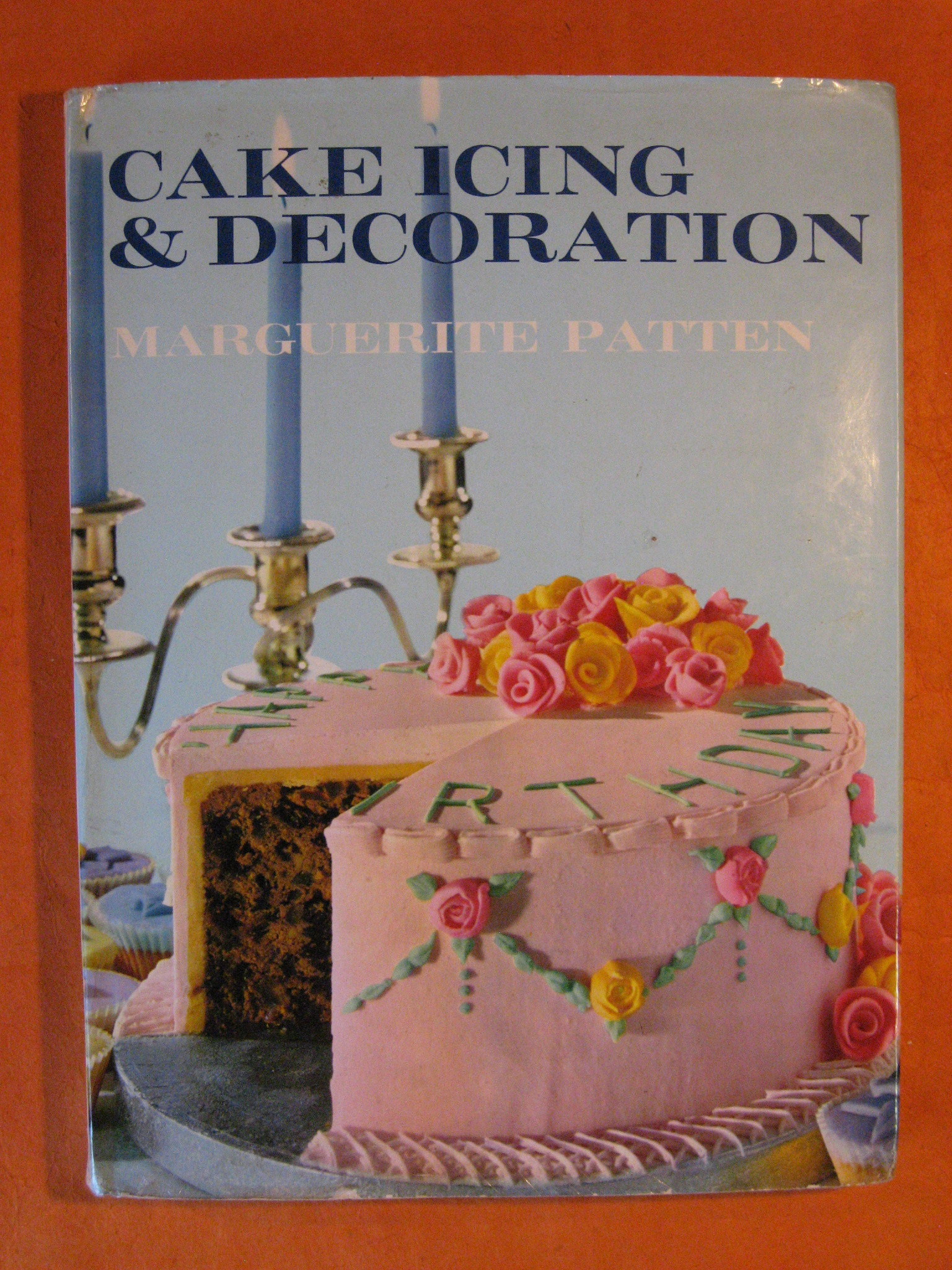 Cake Icing & Cake Decoration, Patten, Marguerite