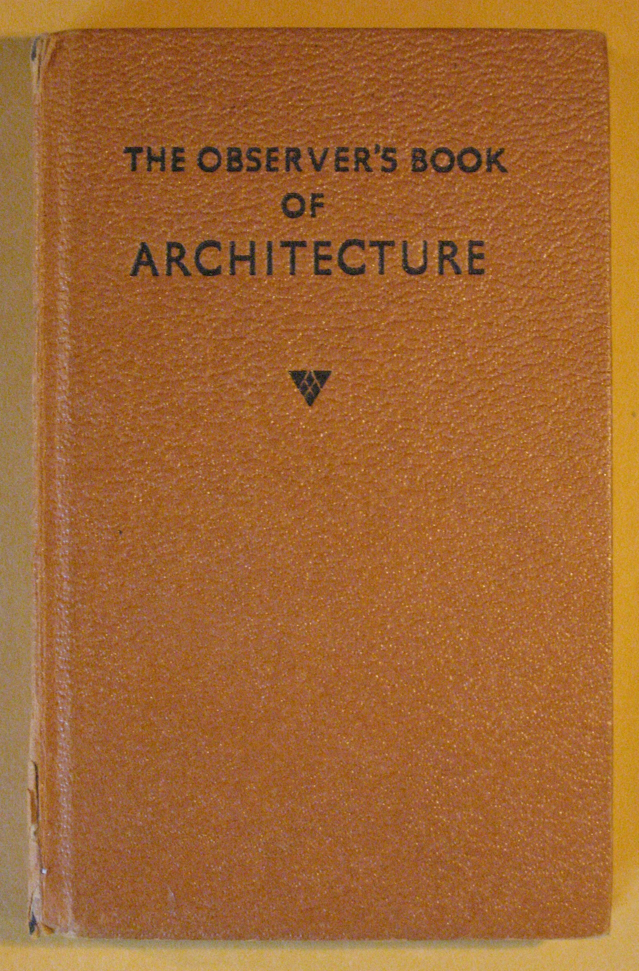 Observer's Book of Architecture, Penoyre, John; Ryan, Michael