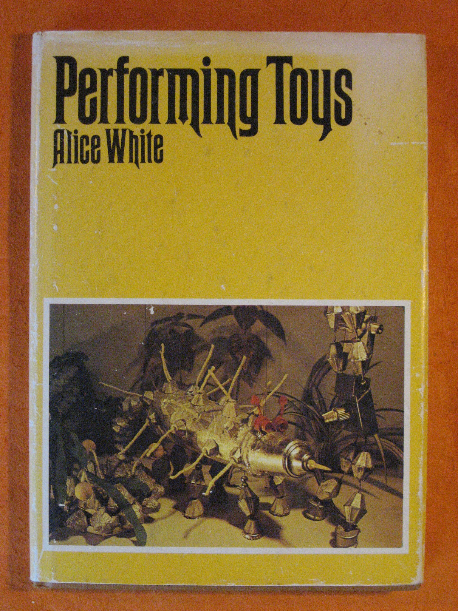 Performing Toys, White, Alice