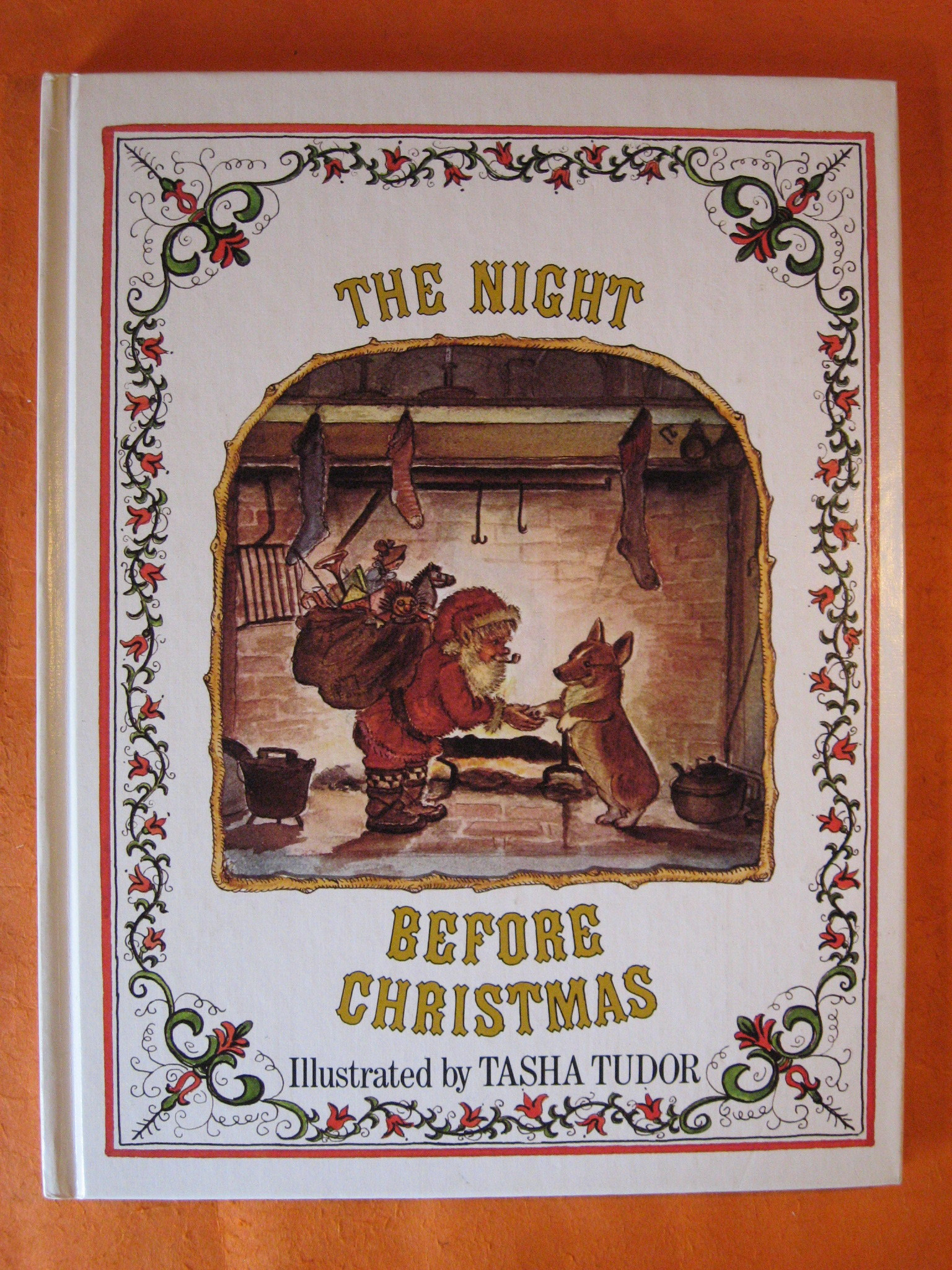 The Night Before Christmas, Moore, Clement Clarke