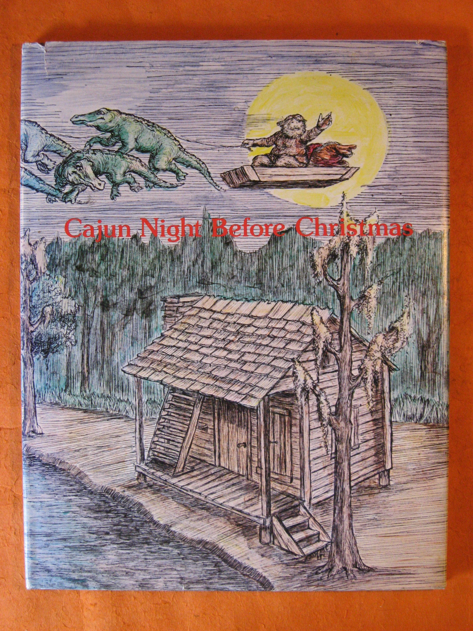 Cajun Night Before Christmas, Trosclair; Jacobs, Howard (editor)