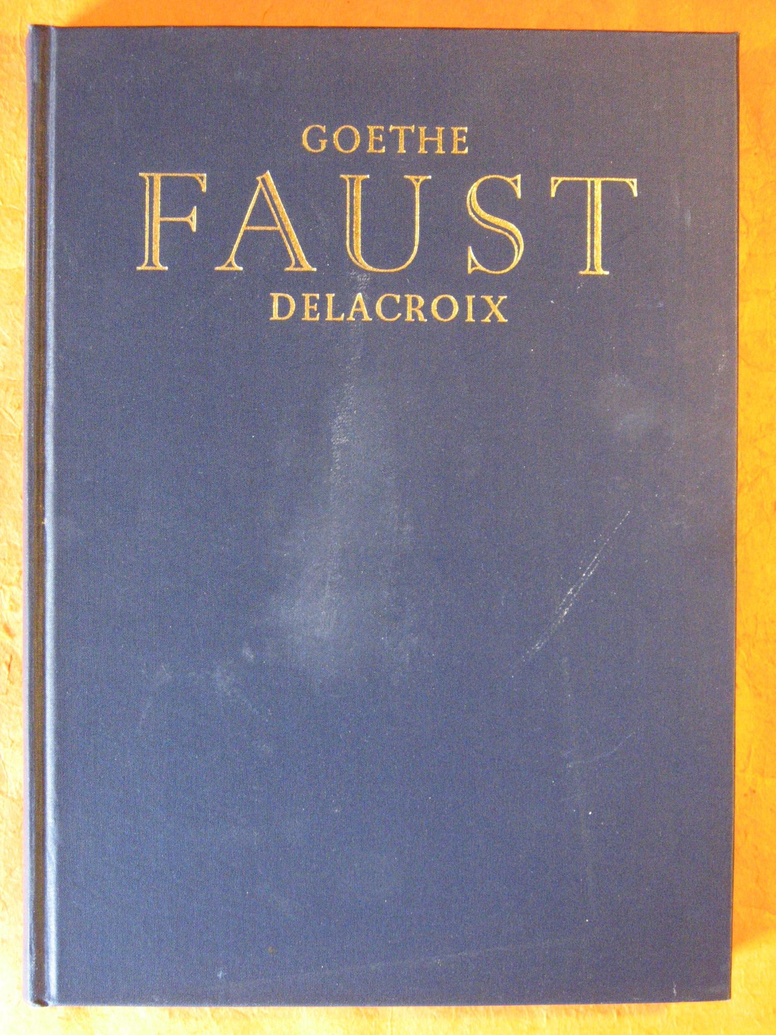 Faust:  A Tragedy  (1932), Goethe, Johan Wolfgang Von; Raphael, Alice (translator)