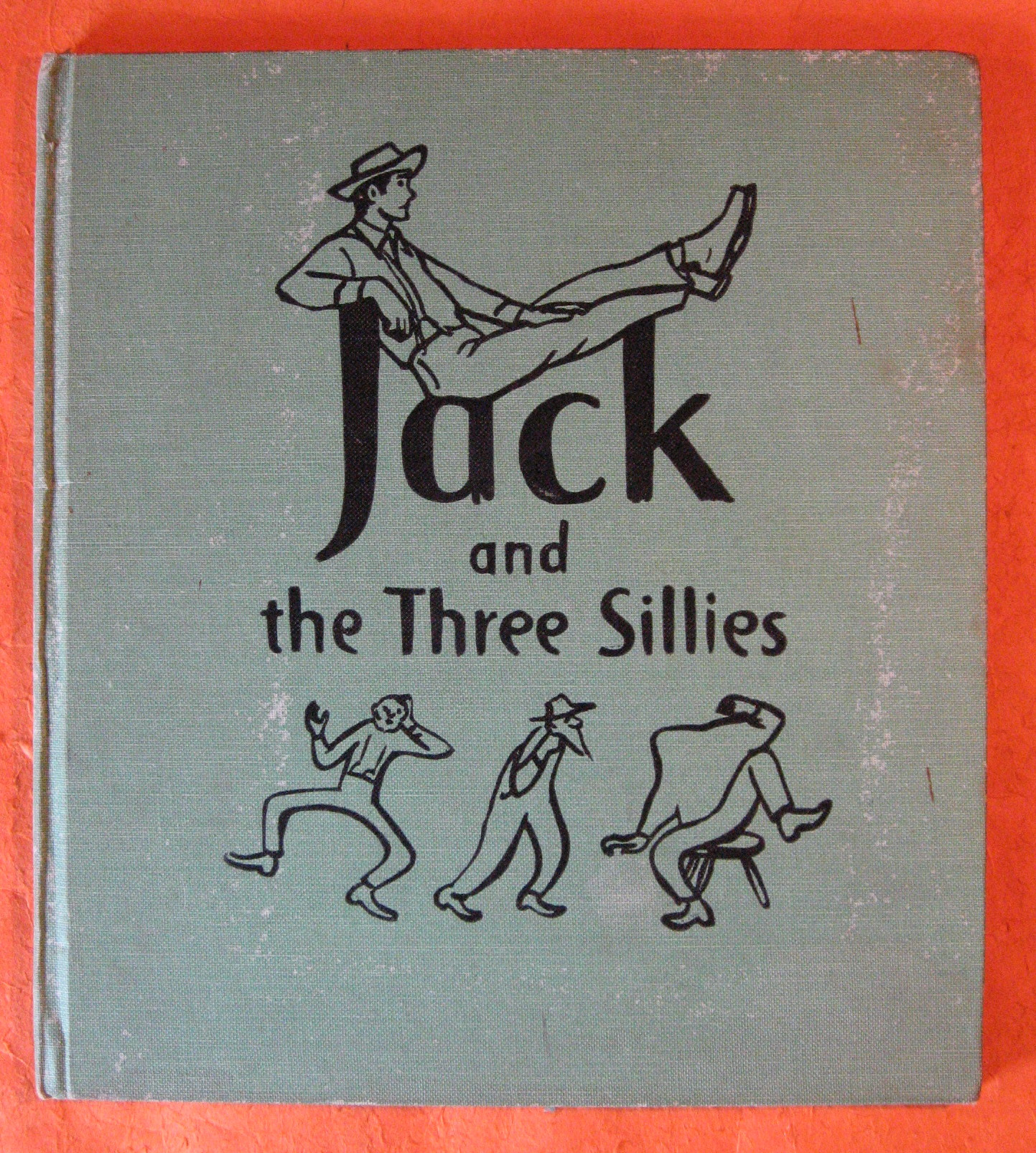 Jack and the Three Sillies, Chase, Richard
