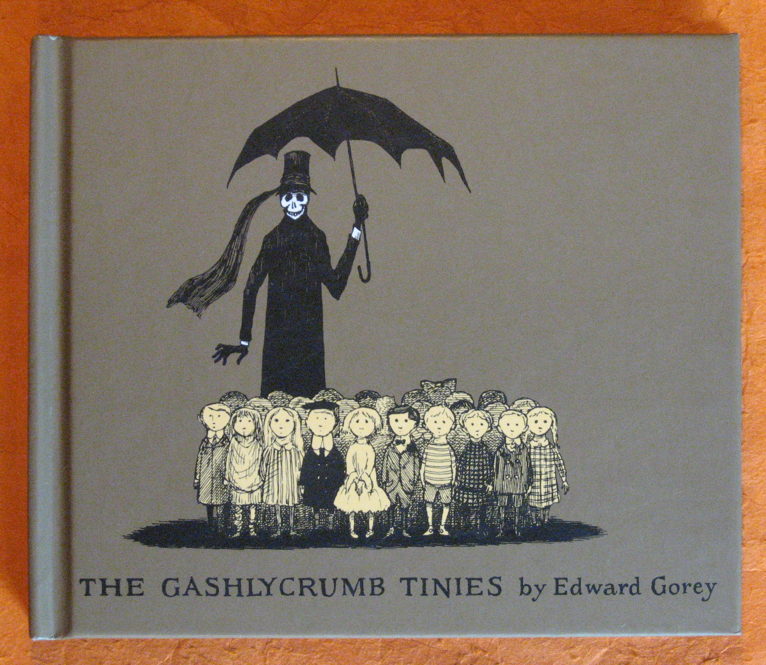 The Gashlycrumb Tinies or, After the Outing, Gorey, Edward