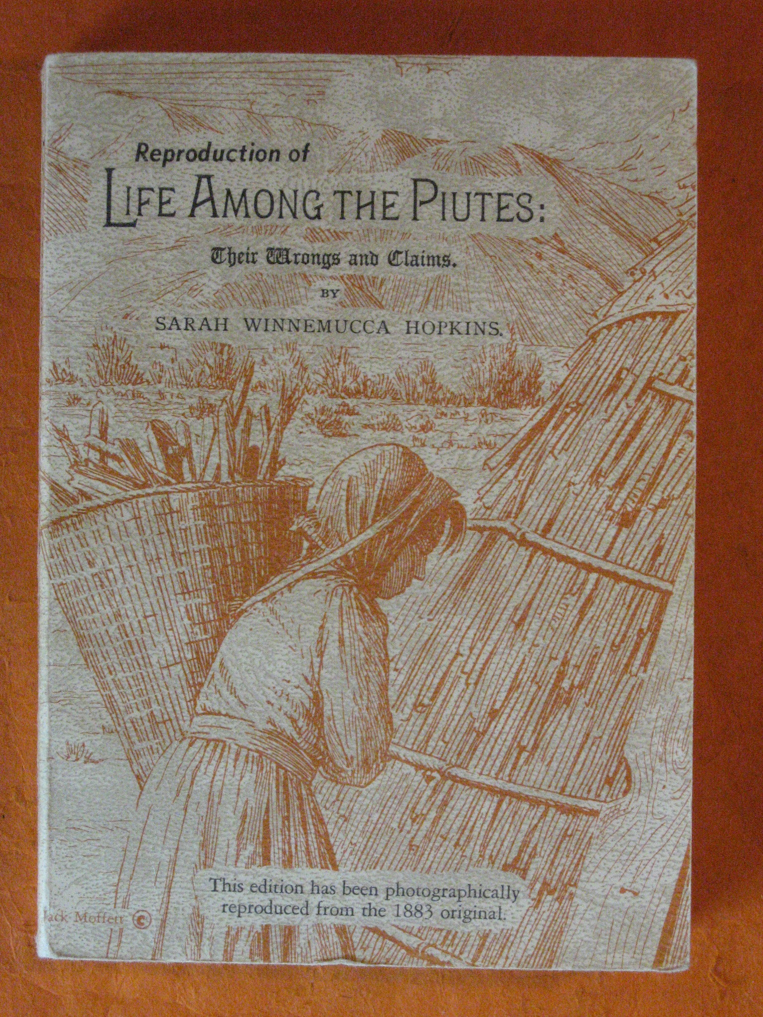 Life Among the Piutes: Their Wrongs and Claims, Hopkins, Sarah Winnemucca