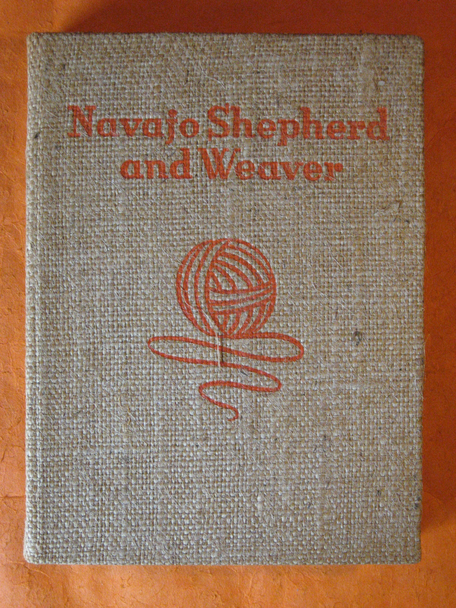 Navajo Shepherd and Weaver, Reichard, Gladys A.