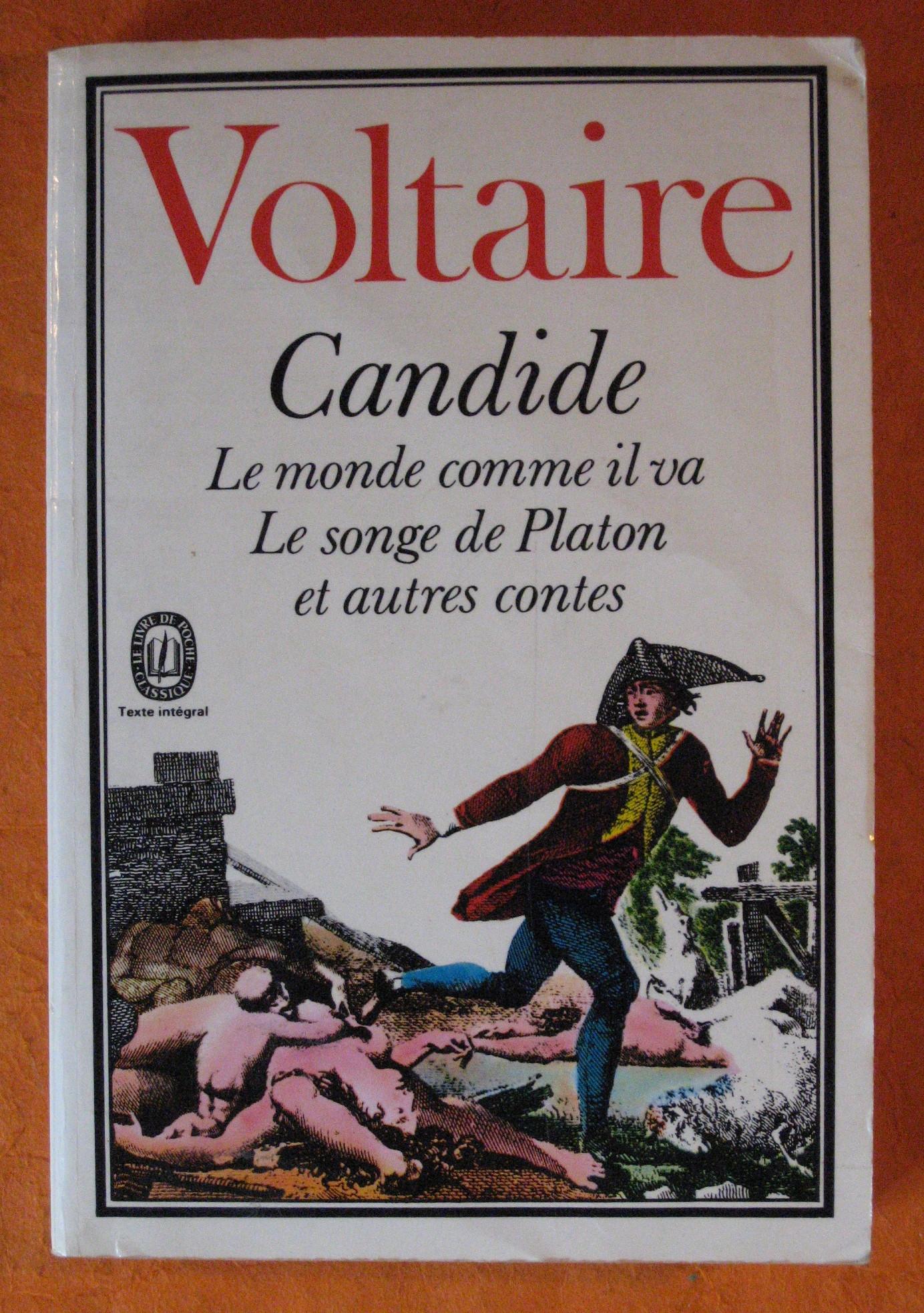 Candide:  Le Monde Comme il Va Le Songe De Platon et Autres Contes (Tome I), Voltaire
