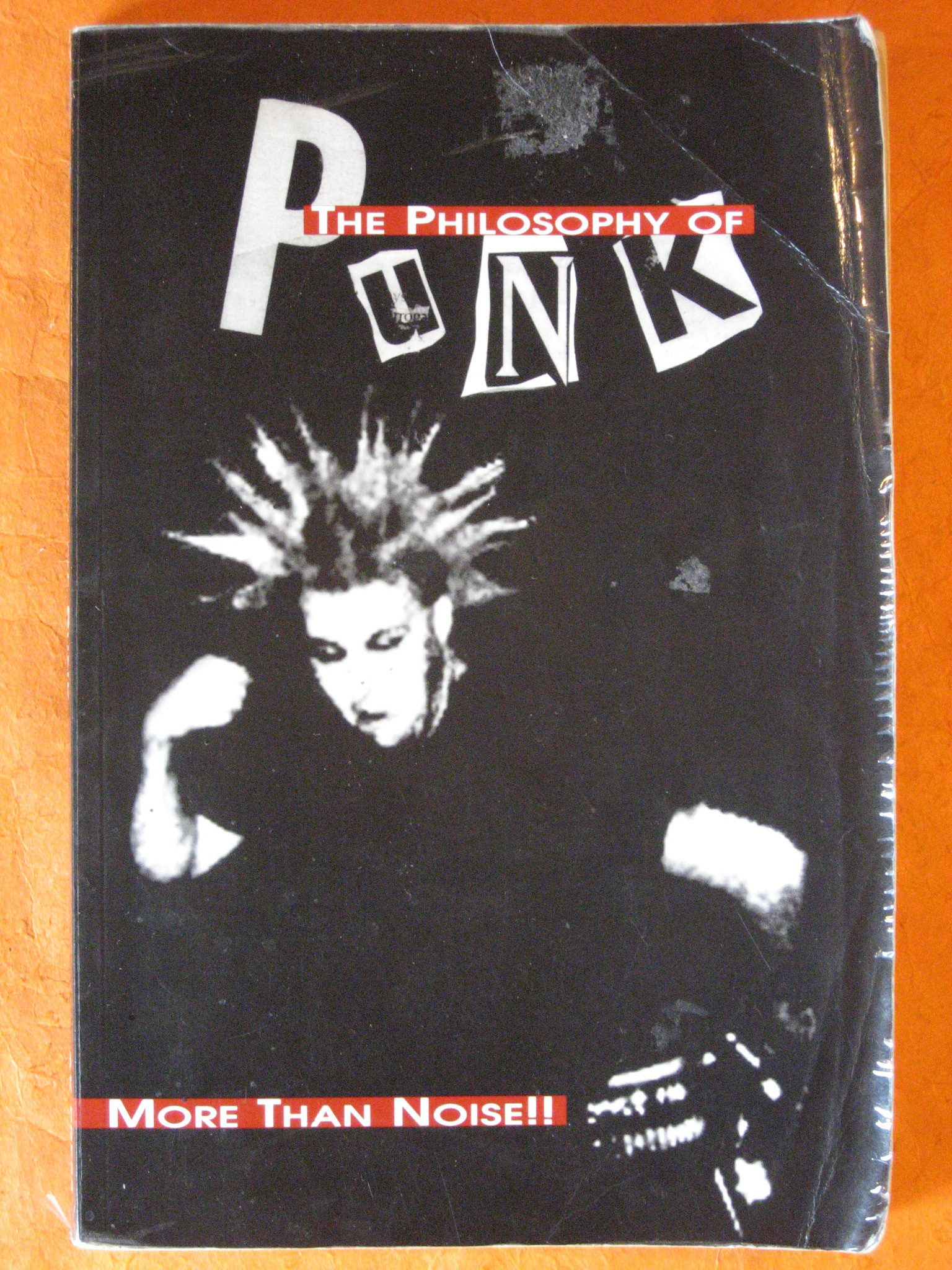 Philosophy of Punk:  More Than Noise!!, O'Hara, Craig