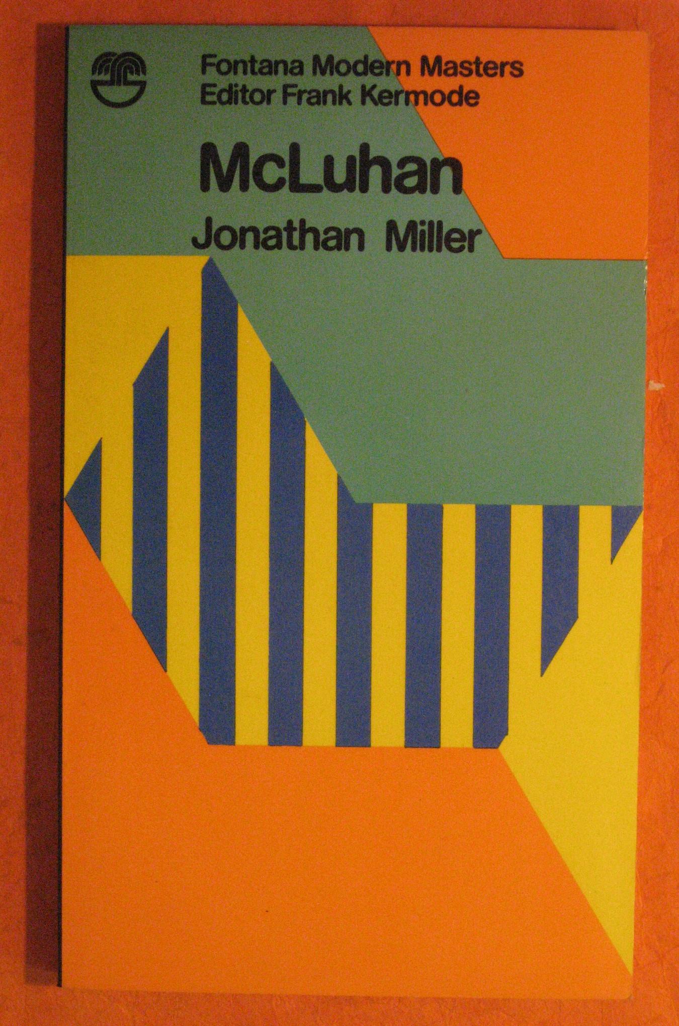 McLuhan, Miller, Jonathan