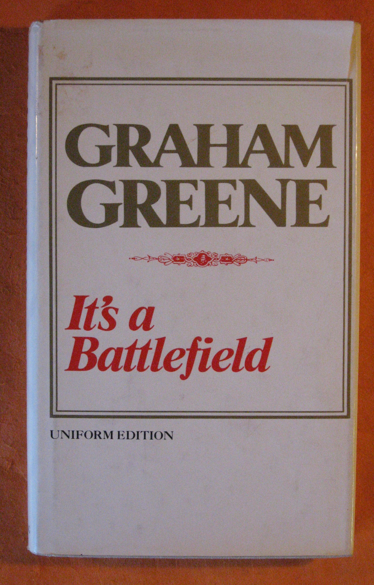 It's a Battlefield, Greene, Graham