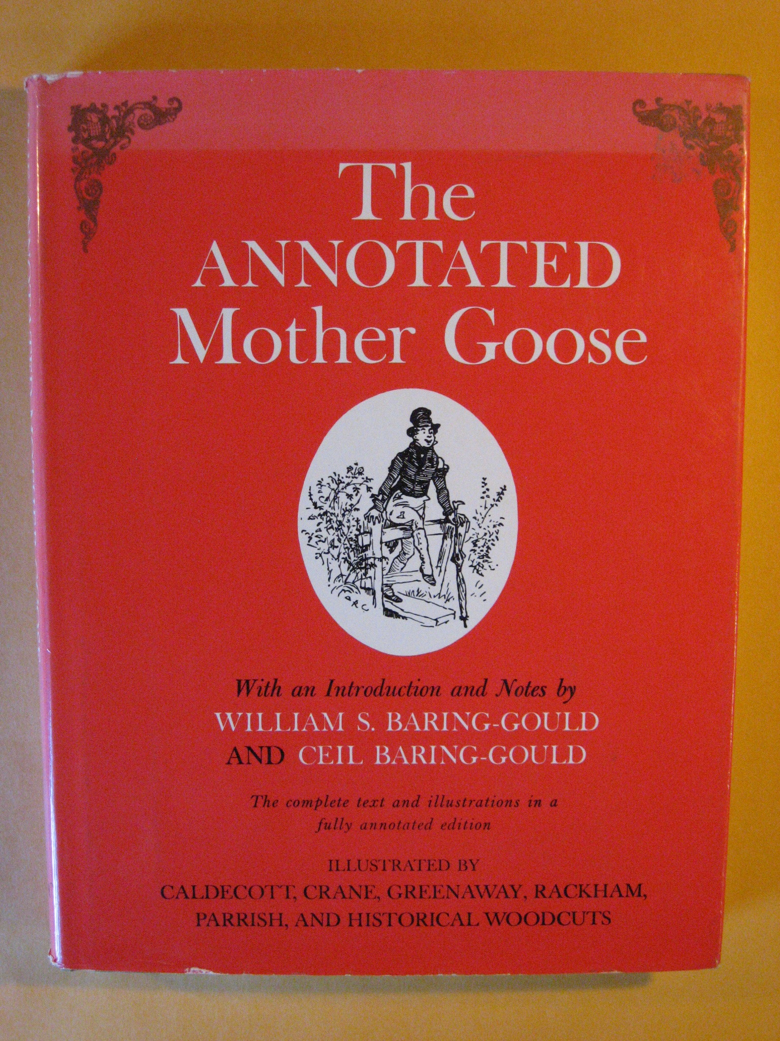Image for Annotated Mother Goose, The