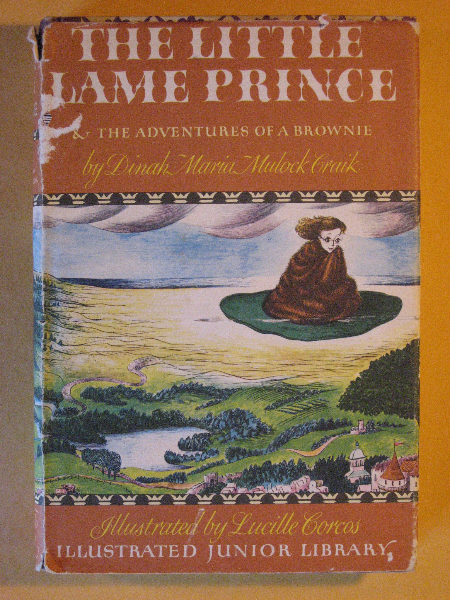 The Little Lame Prince and The Adventures of a Brownie, Craik, Dinah Maria Mulock