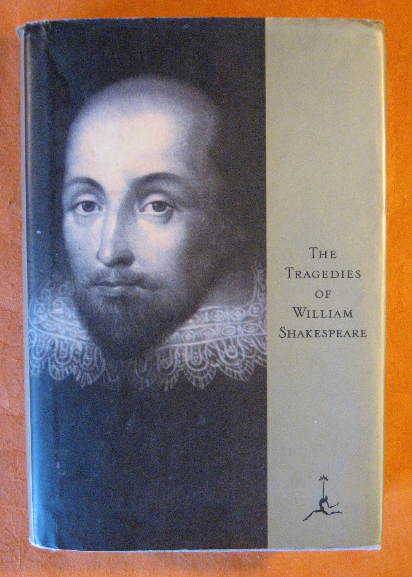 The Tragedies of William Shakespeare, Shakespeare, William