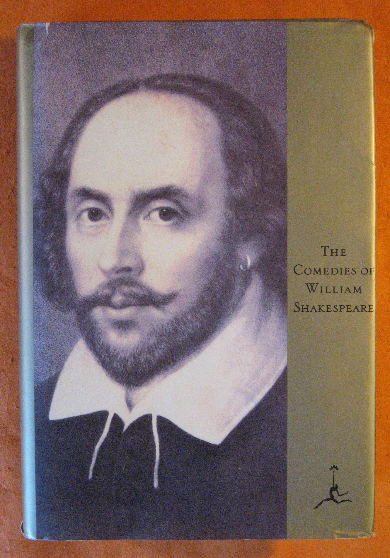 The Comedies of William Shakespeare, Shakespeare, William
