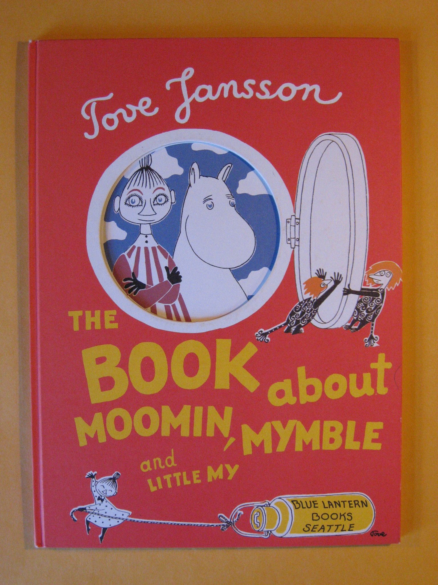 The Book About Moomin, Mymble and Little My, Jansson, Tove