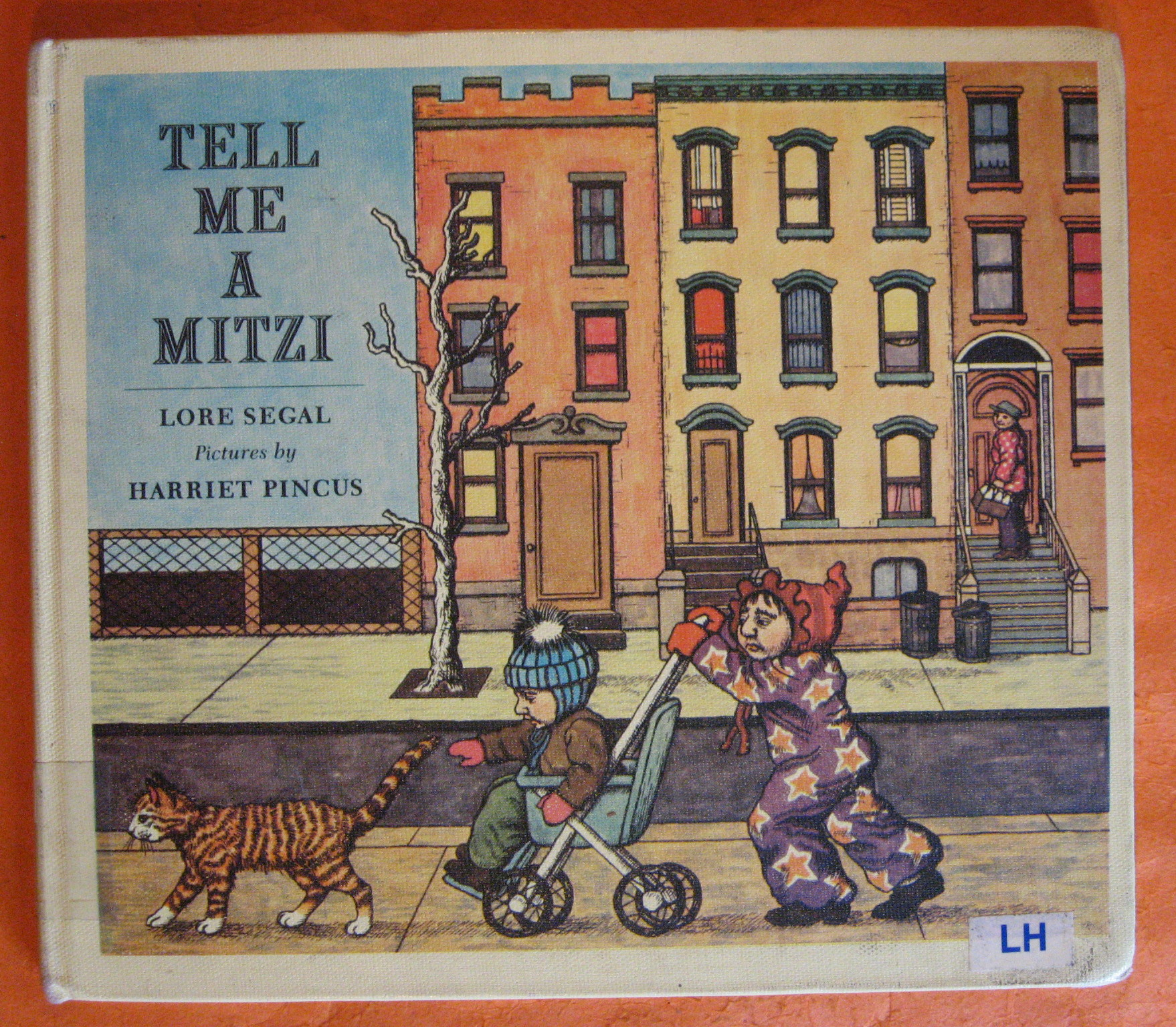 Image for Tell Me a Mitzi