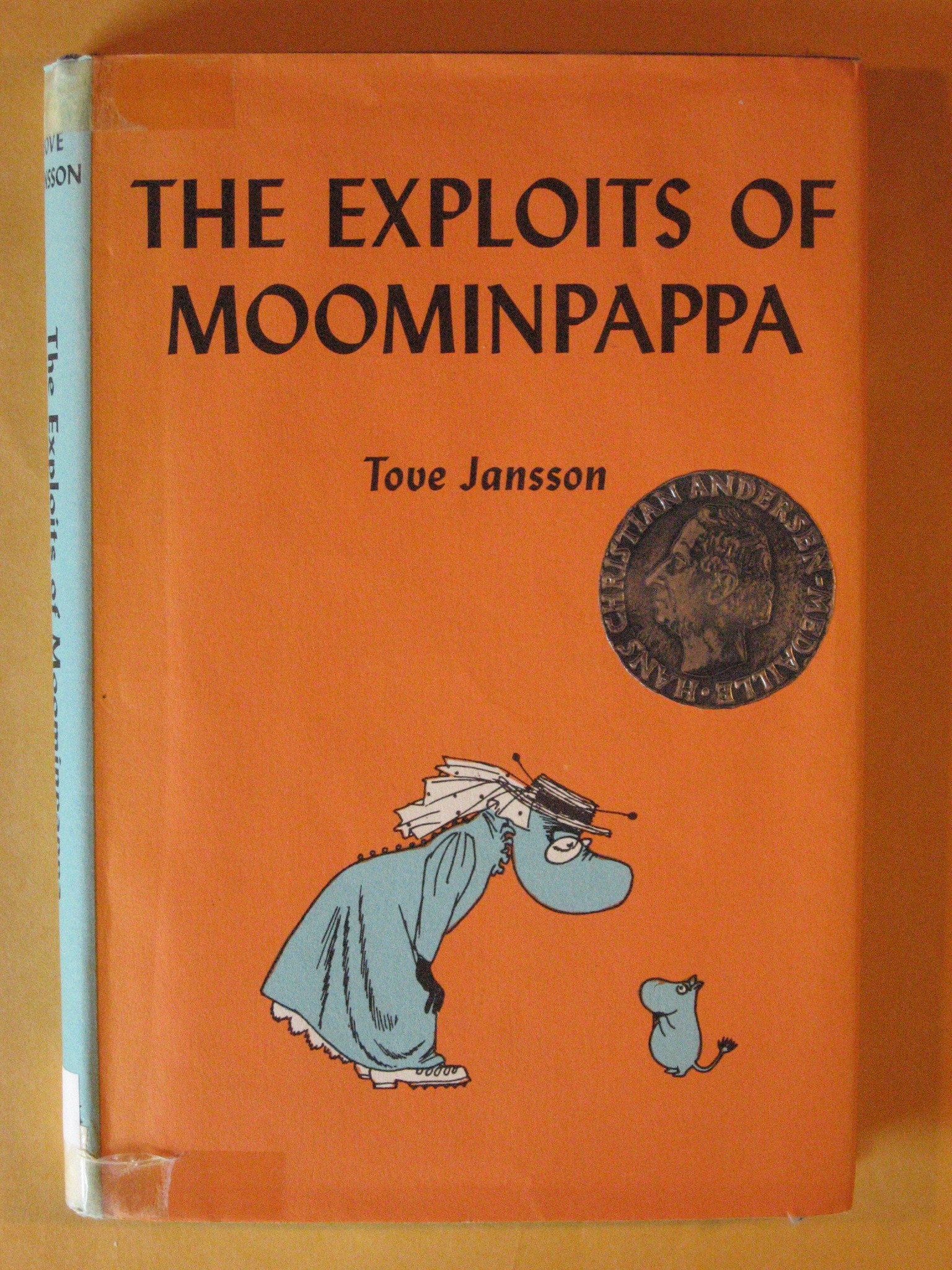 The Exploits of Moominpappa, Jansson, Tove