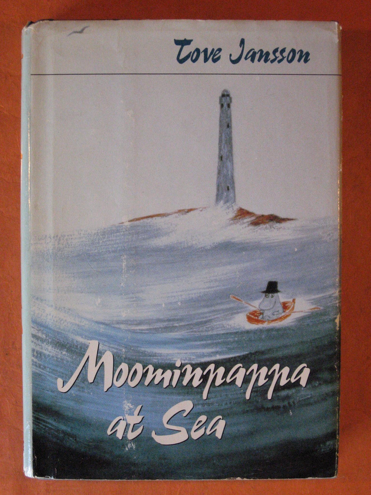 Moominpappa At Sea, Tove Jansson