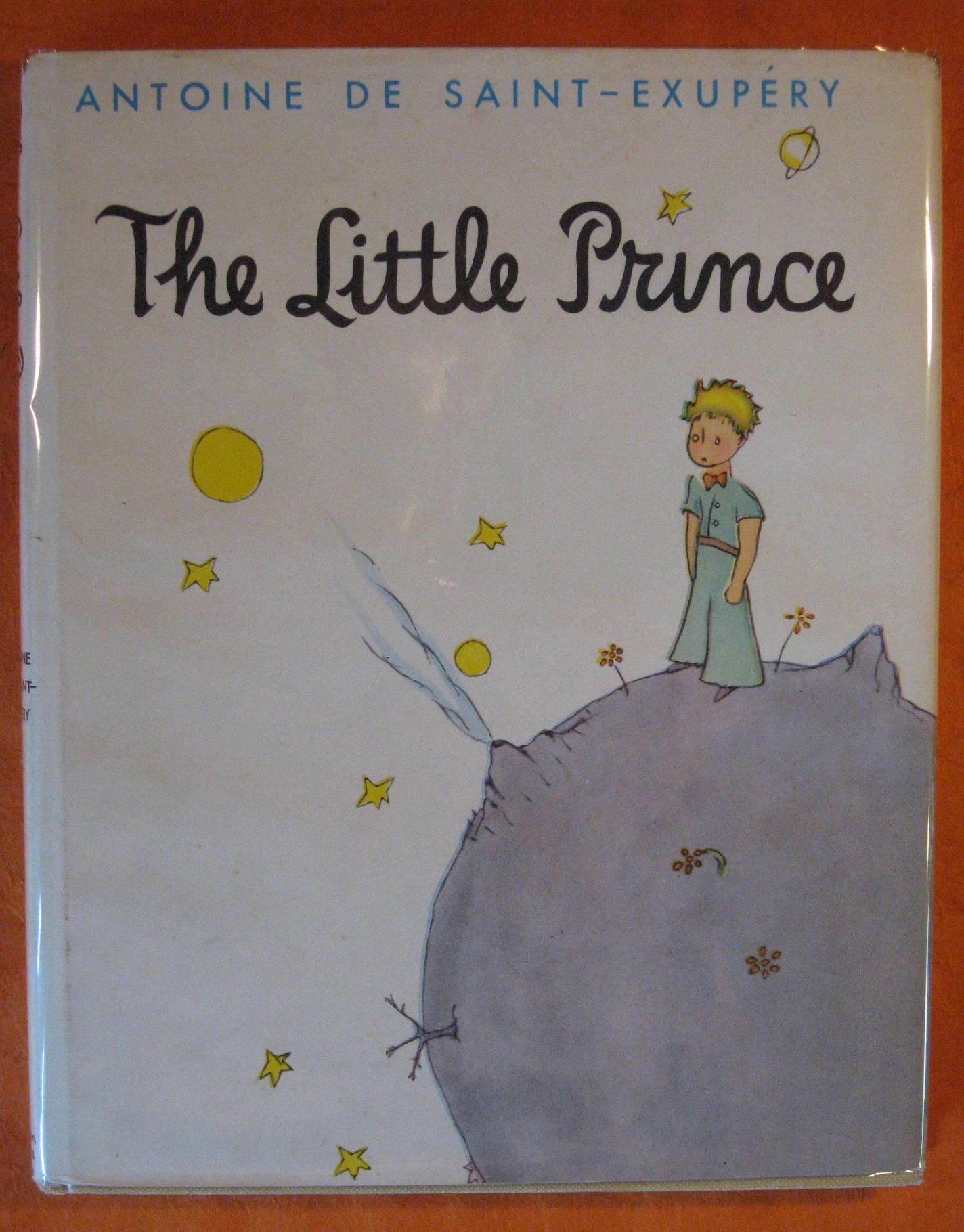The Little Prince, de Saint-Exupéry, Antoine