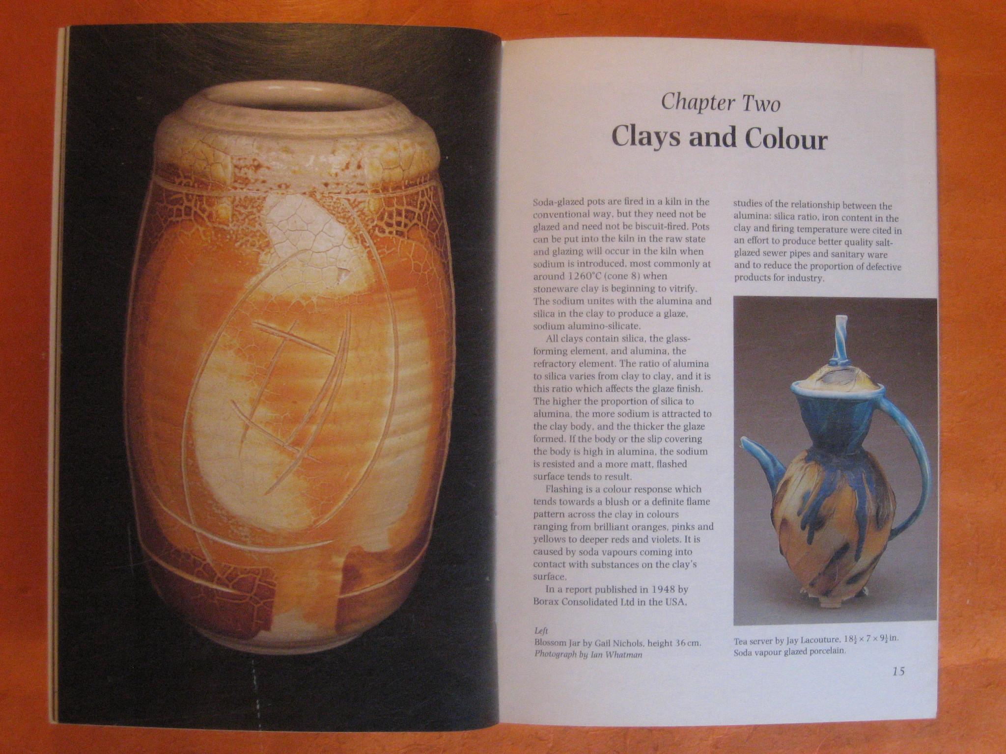 Image for Soda Glazing (Ceramics Handbooks)