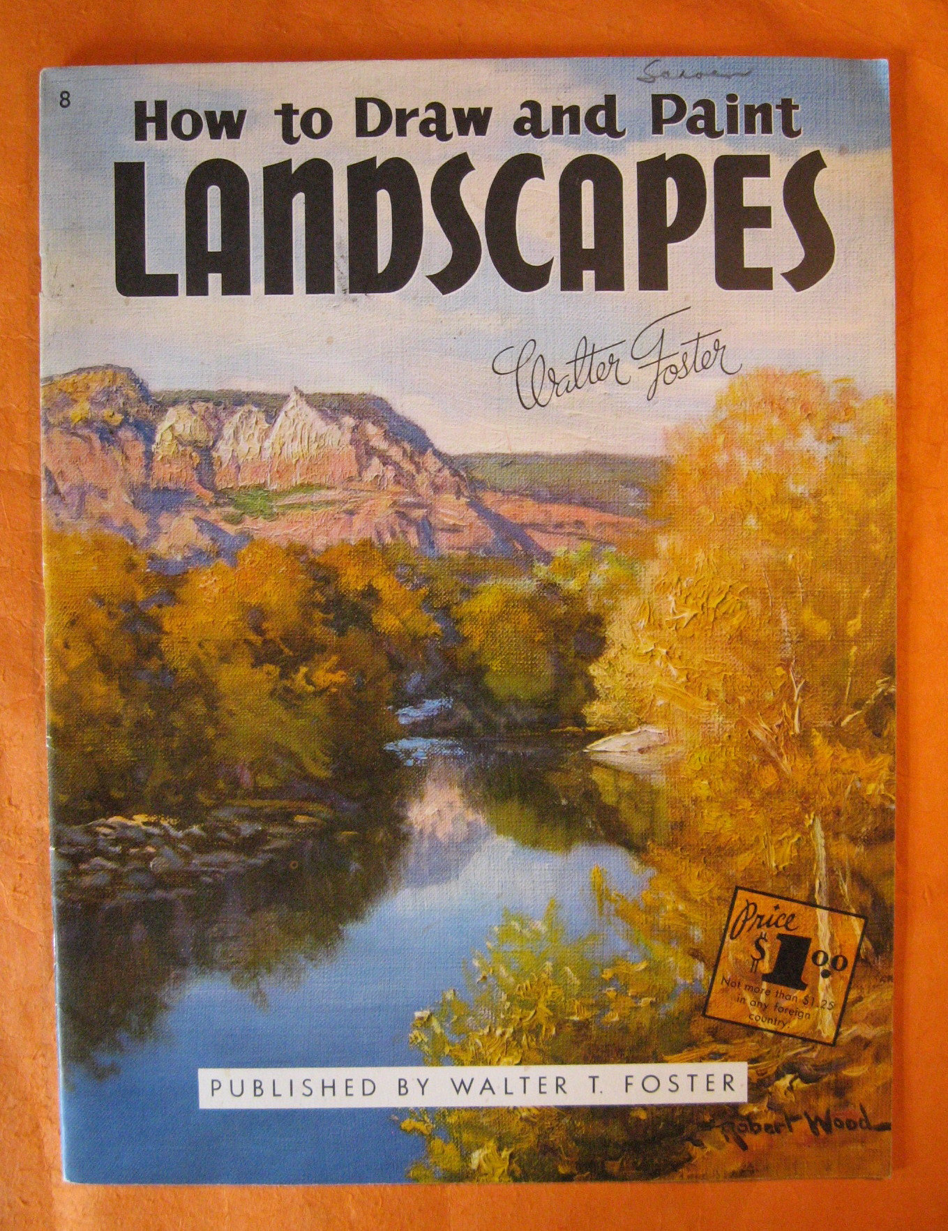 How to Draw and Paint Landscapes, Foster, Walter
