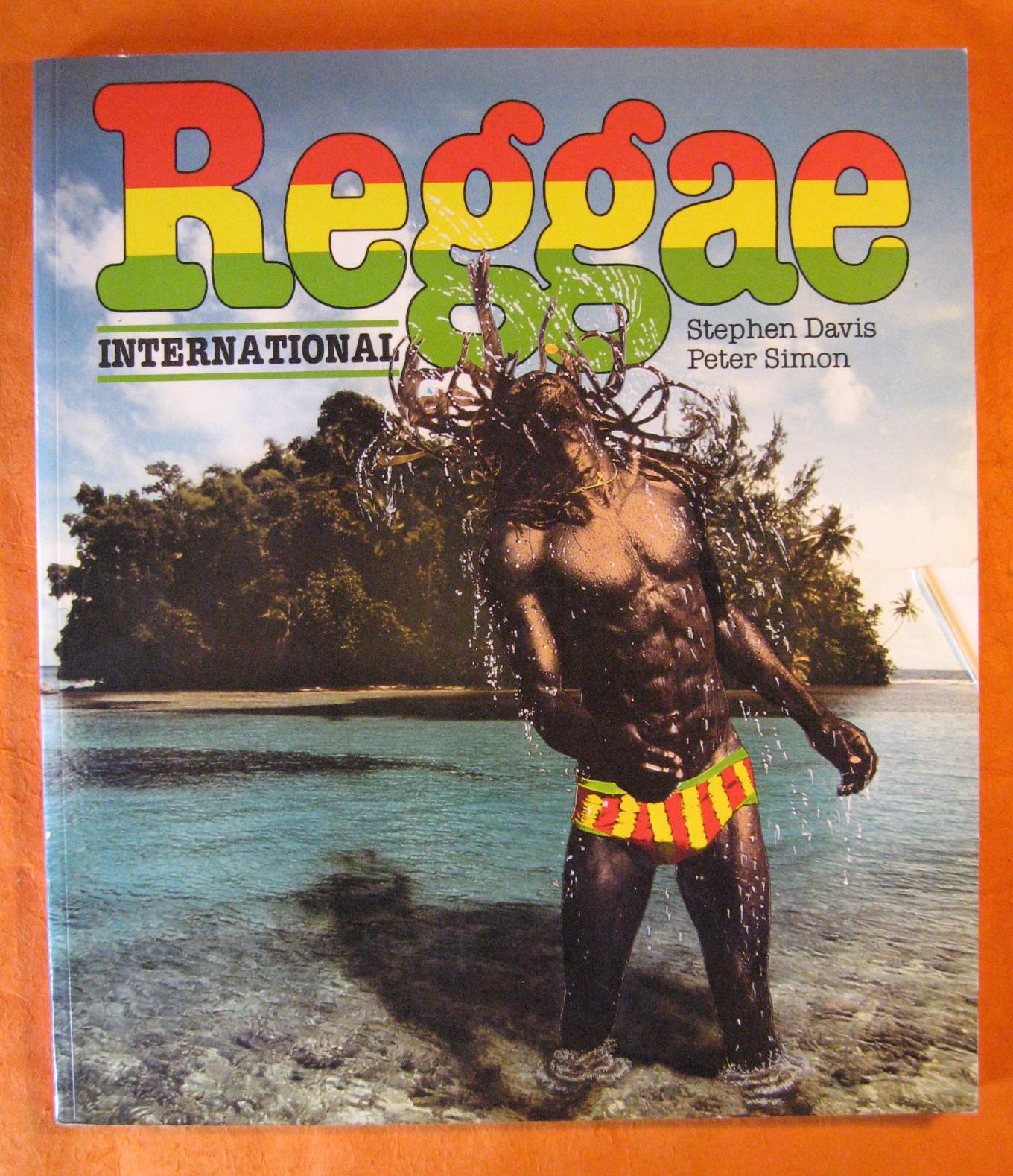 Reggae International, Davis, Stephen ; Peter Simon
