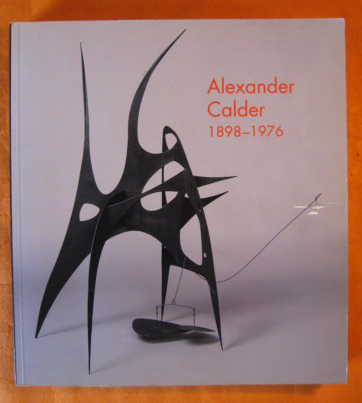 Alexander Calder, 1898-1976, Calder, Alexander;   Marla Prather
